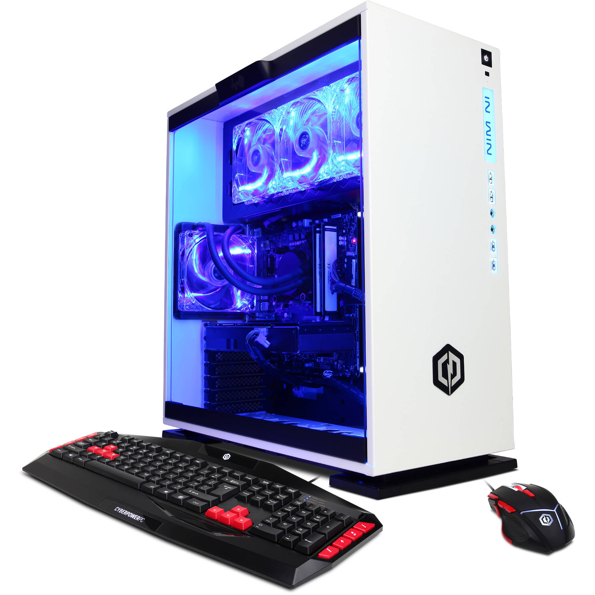 Shop CYBERPOWERPC Gamer Supreme Liquid Cool SLC8440OS w ... |Cool Gaming Computers