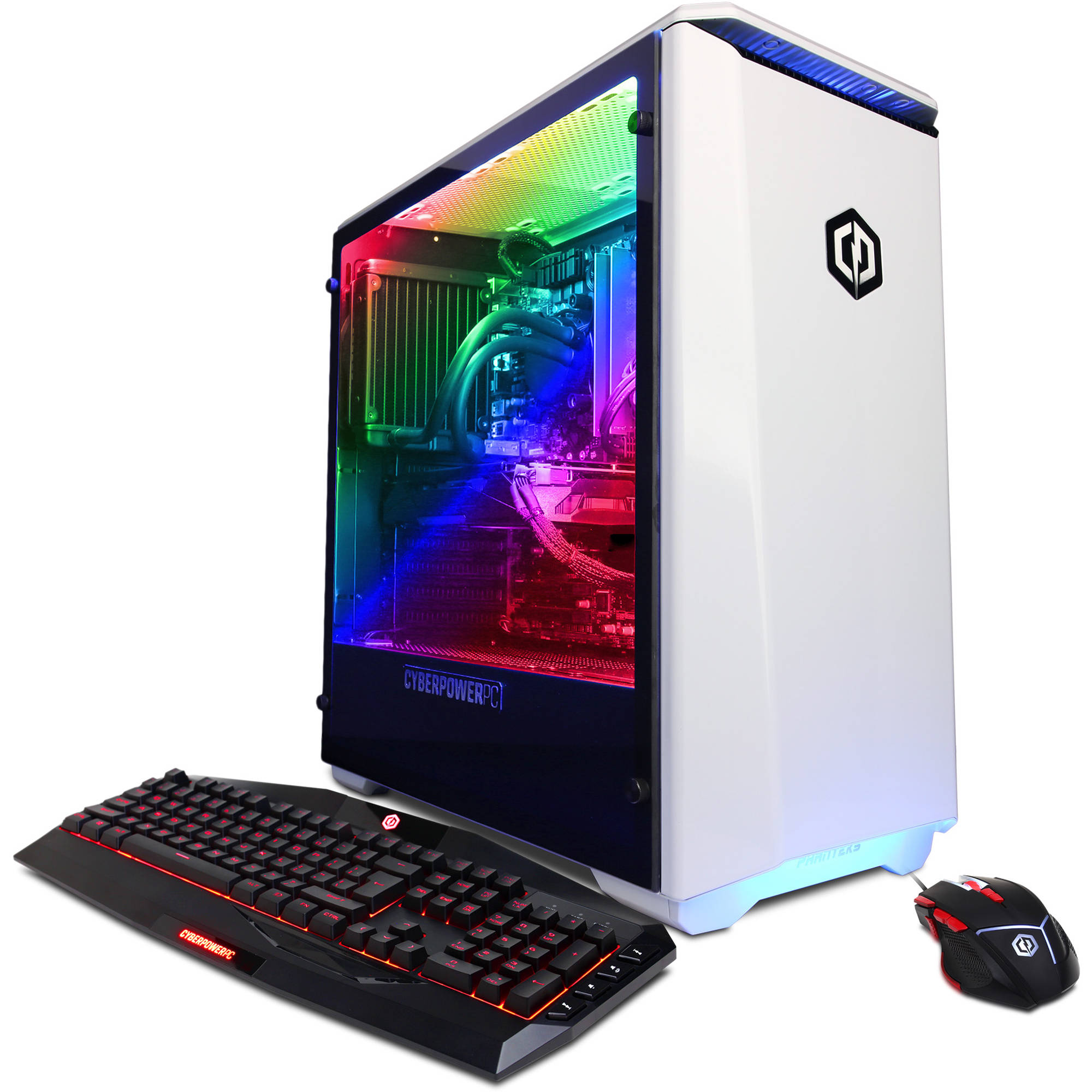 Cyberpowerpc Battlebox Ultimate Liquid Cool Desktop