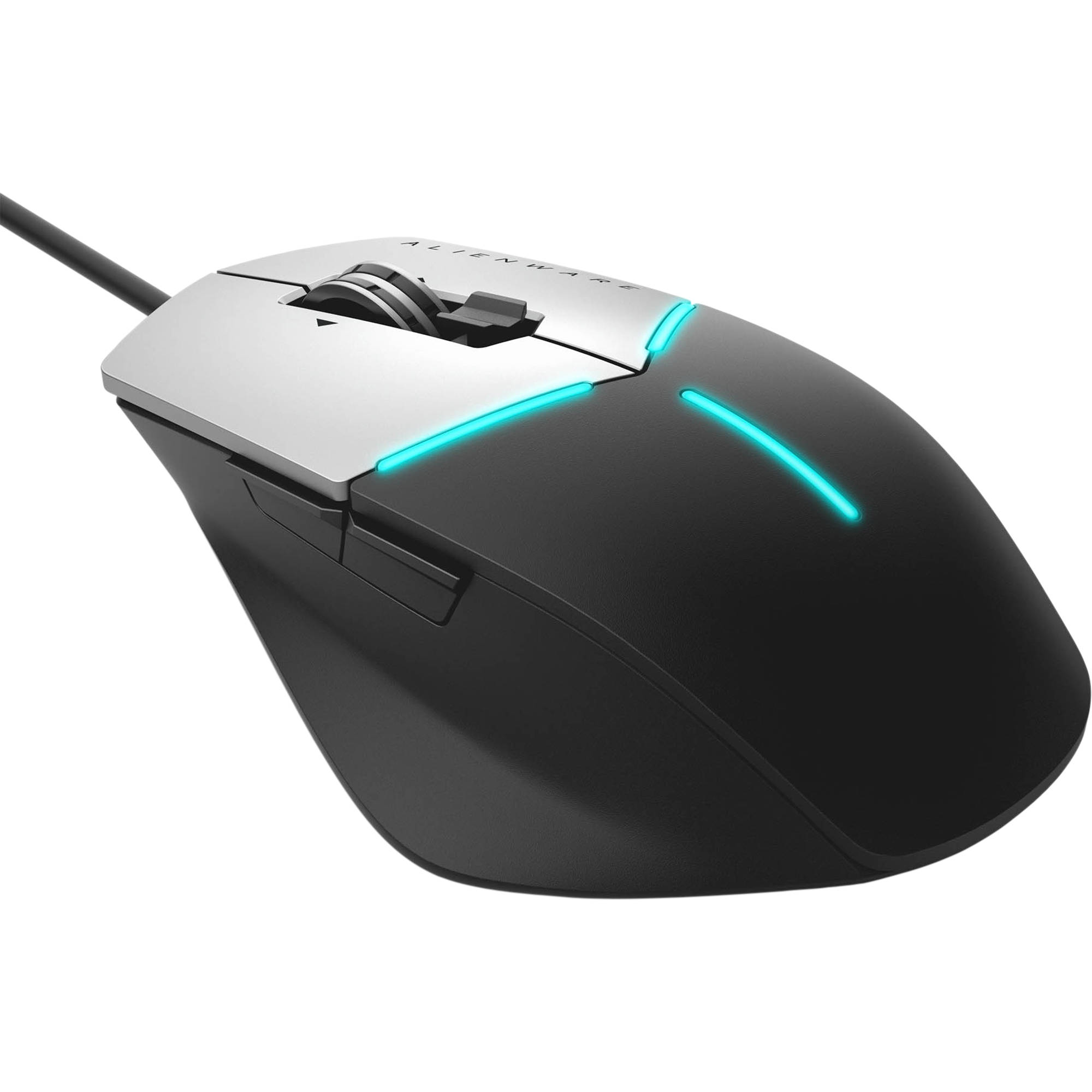 e62212d7fb5 Dell AW558 Alienware Advanced Gaming Mouse NMK8F B&H Photo Video