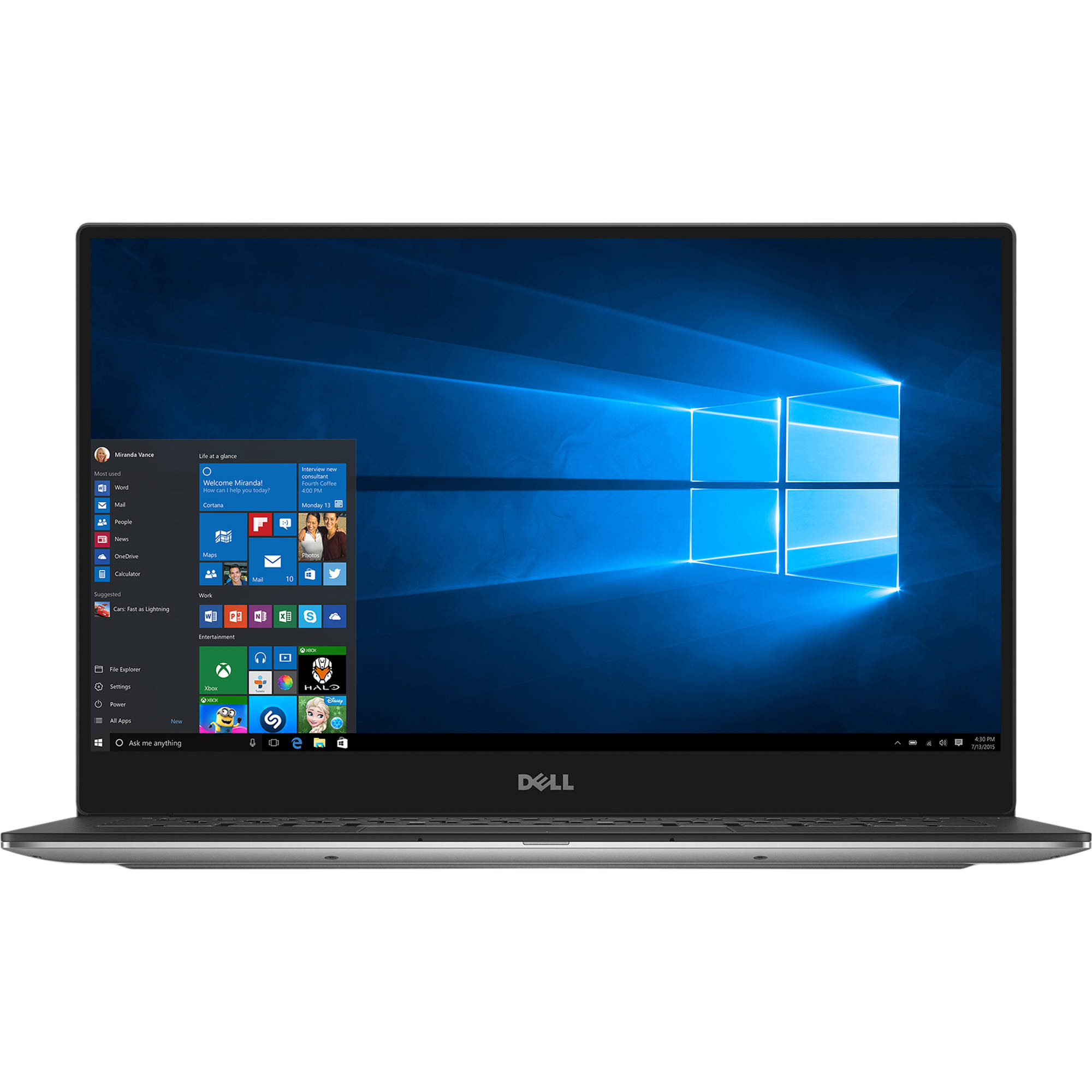 Notebook samsung dual core 4gb - Dell 13 3 Xps 13 9360 Multi Touch Notebook
