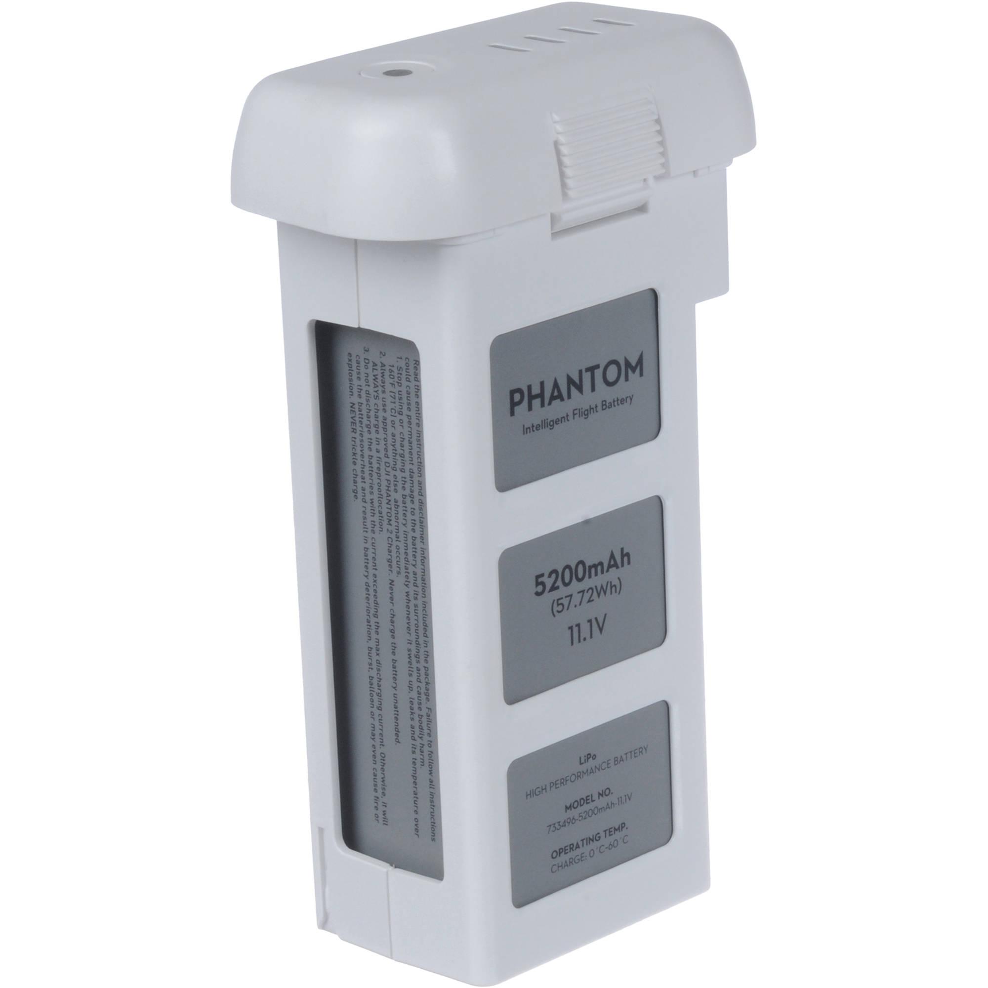 Used phantom 2 battery 1600mah