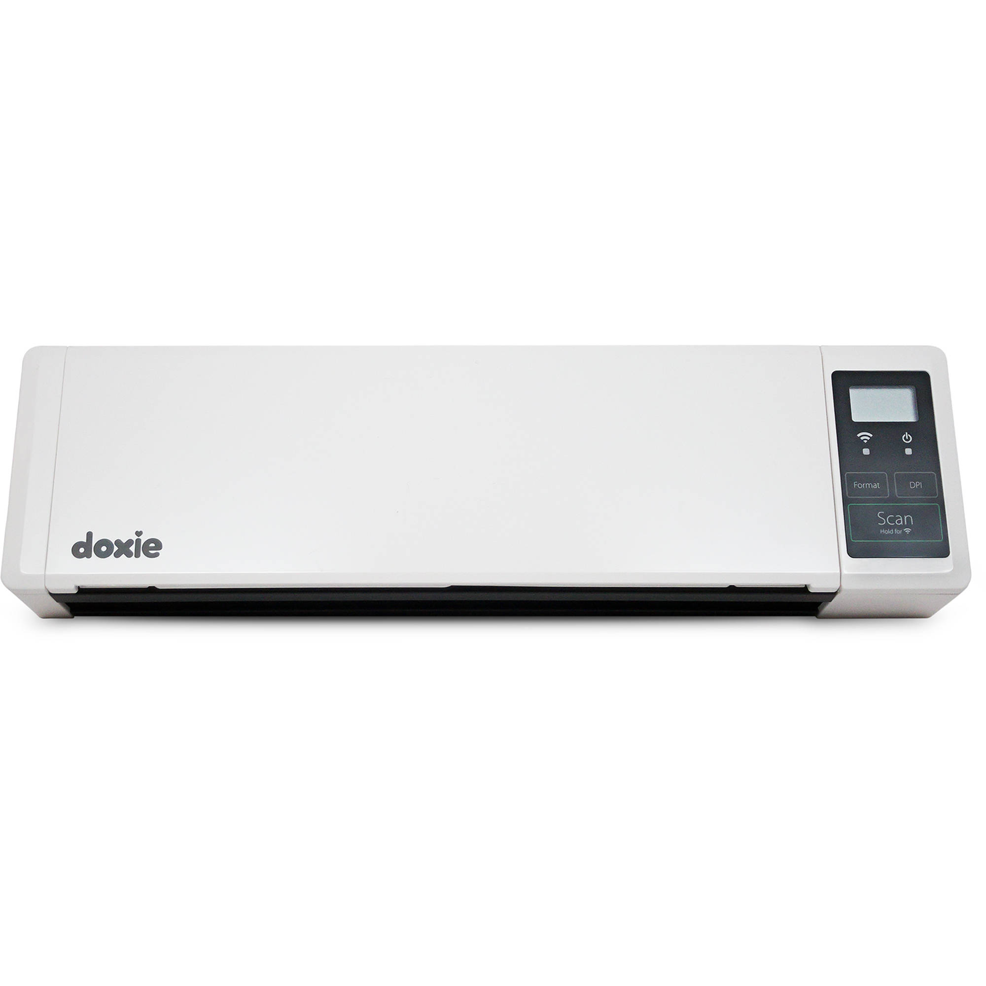 Portable business card scanners bh photo video doxie q wireless rechargeable document scanner reheart Gallery