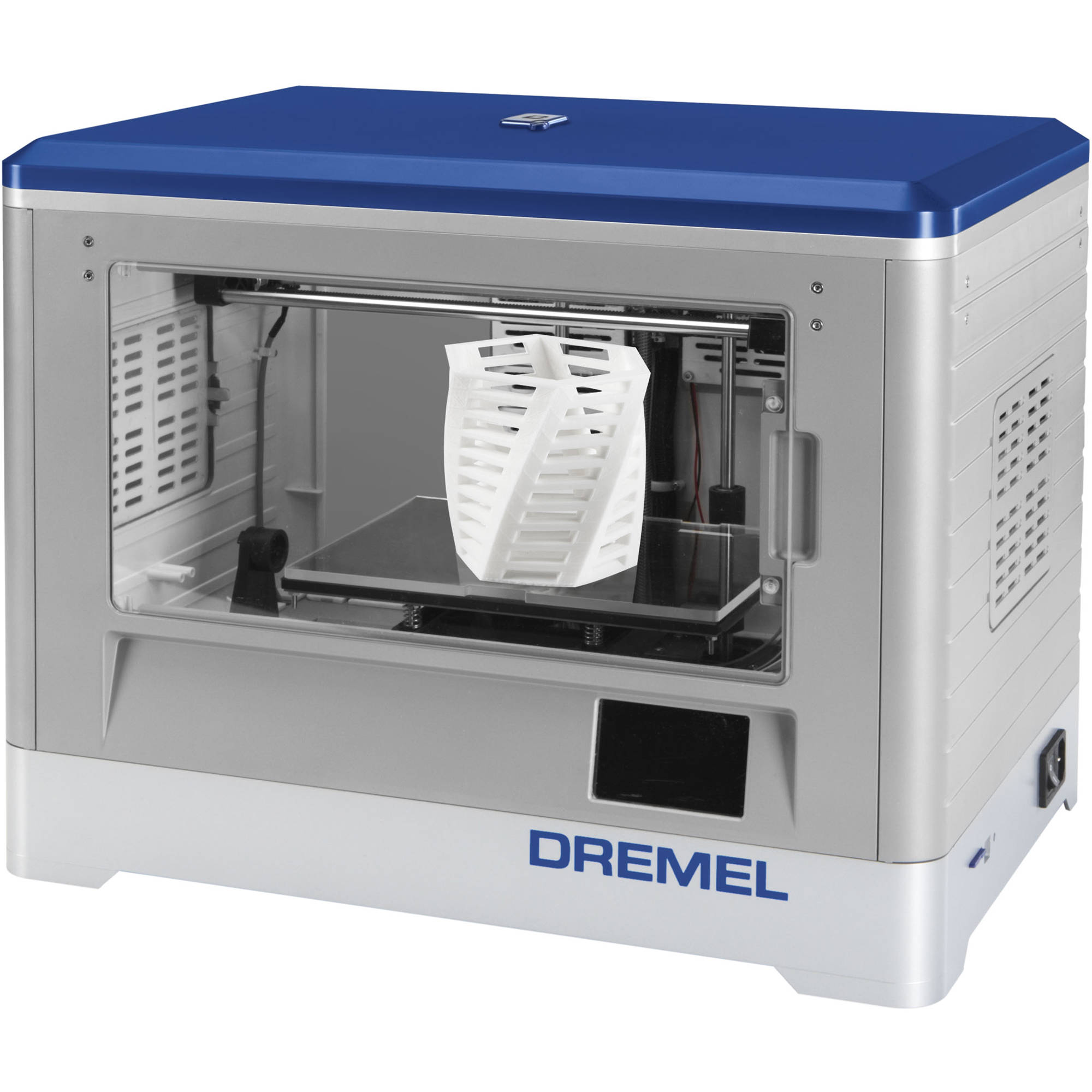dremel 3d idea builder 3d printer 3d20 01 b h photo video. Black Bedroom Furniture Sets. Home Design Ideas