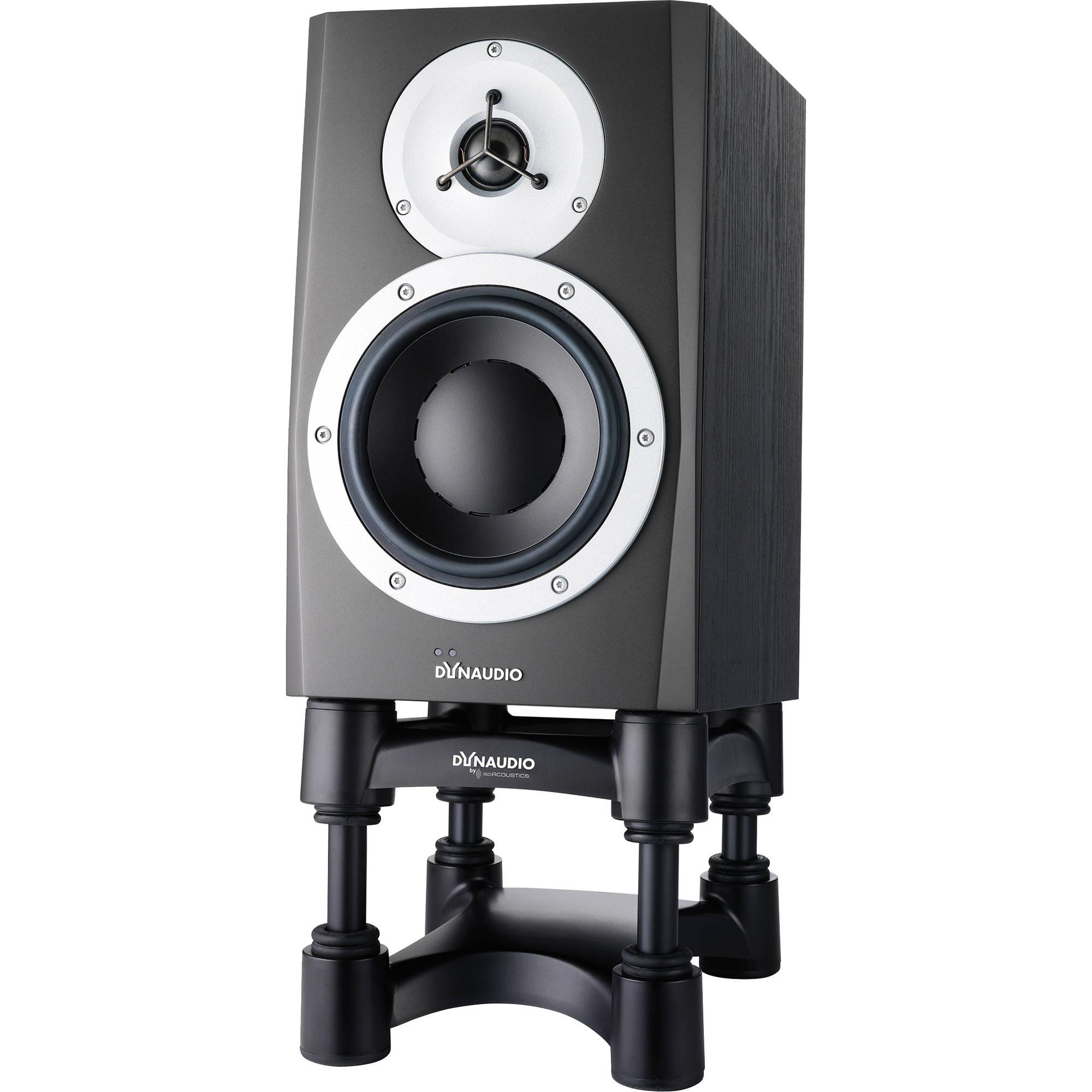 dynaudio acoustics bm6 mkiii studio monitor bm6mkiii b h photo. Black Bedroom Furniture Sets. Home Design Ideas