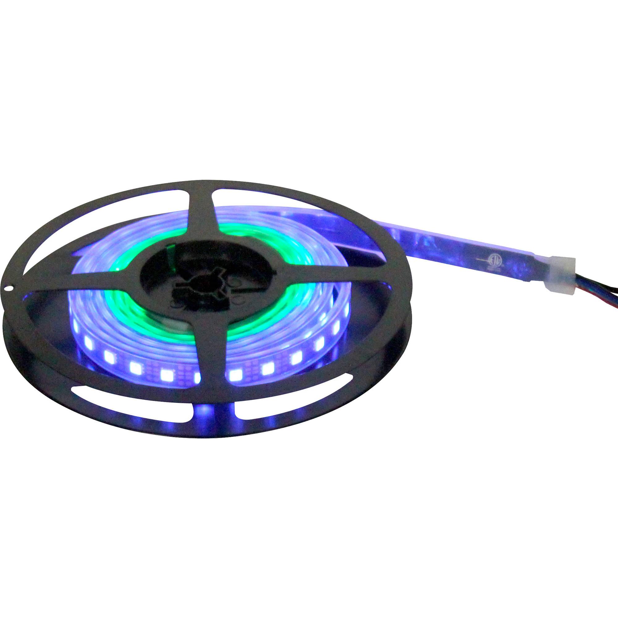 FLEX PIXEL P40IP RGB LED Pixel Tape (10')