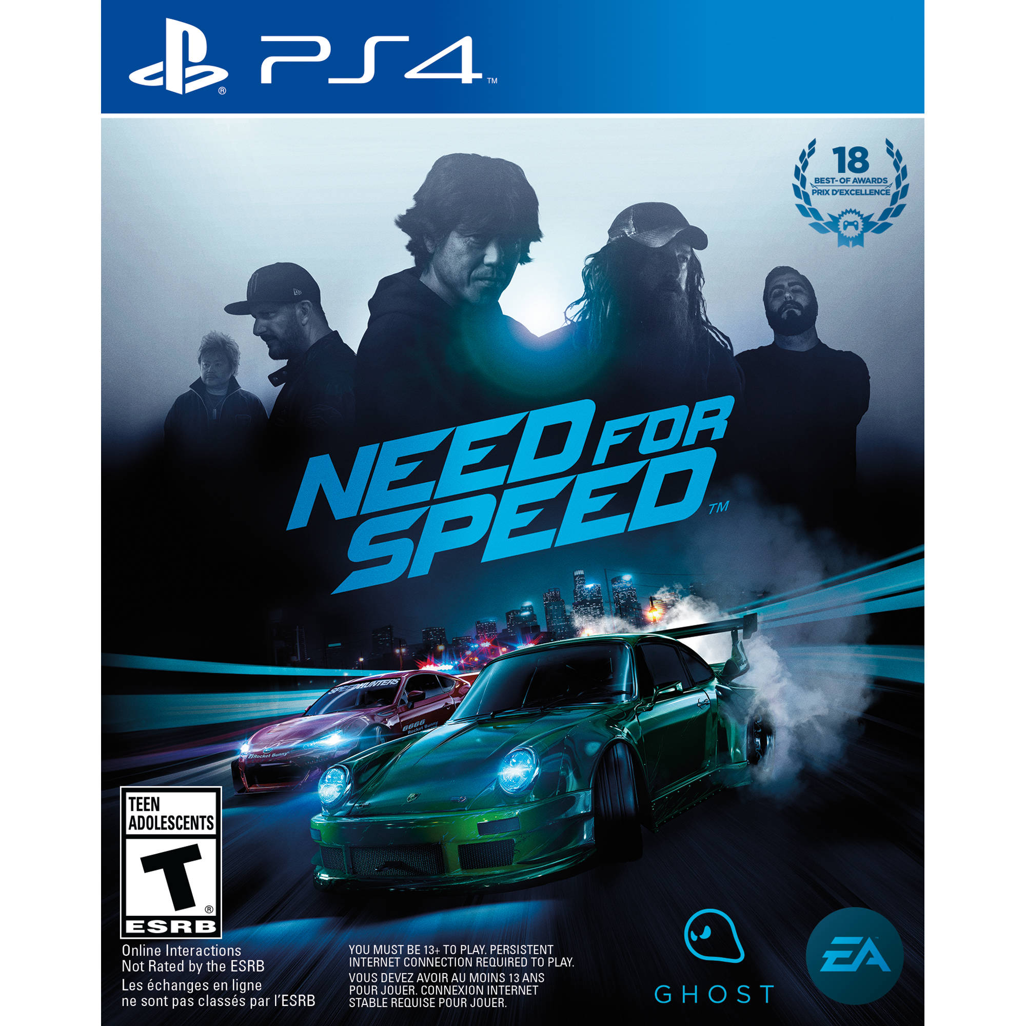 electronic arts need for speed ps4 36861 b h photo video