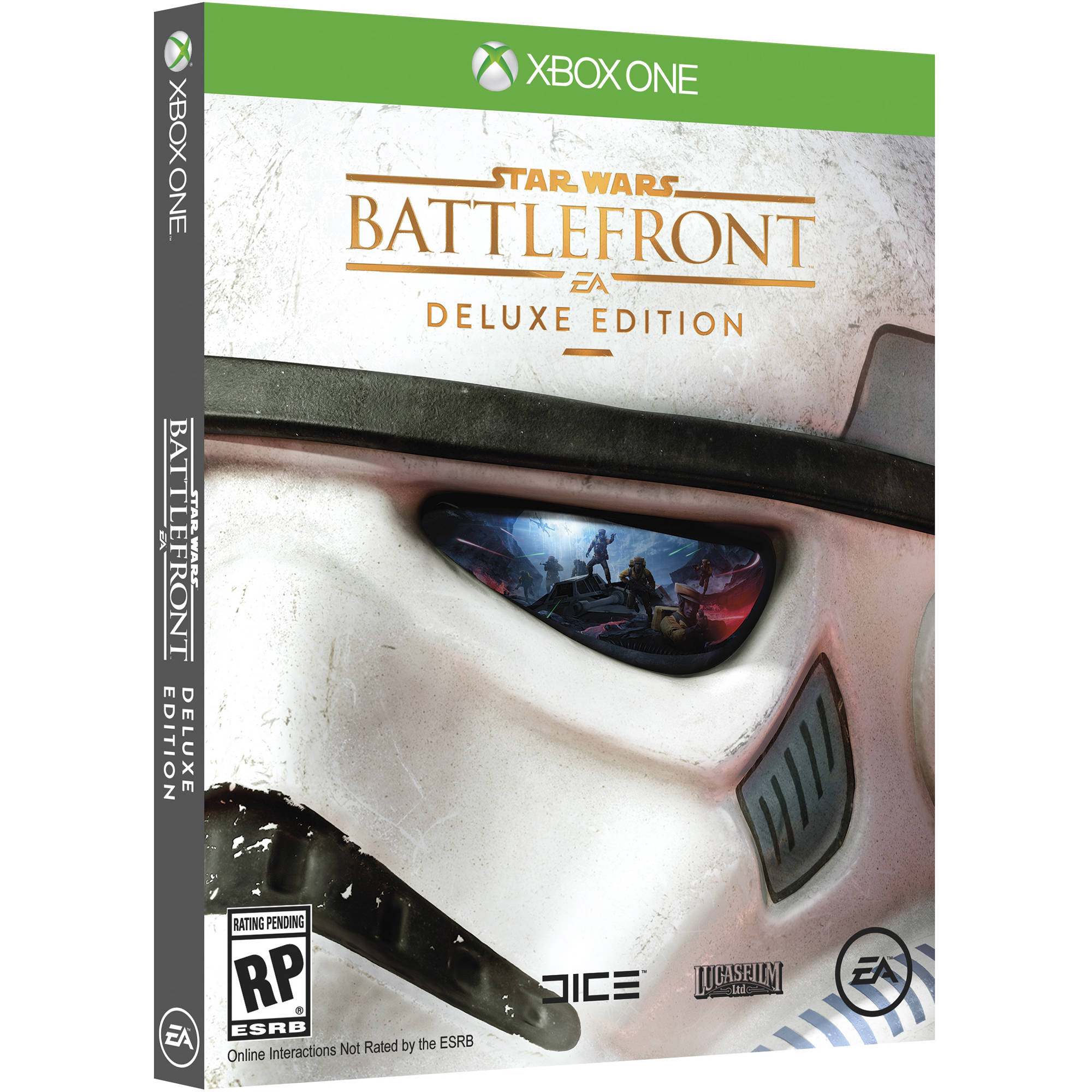 Xbox Edition Star Wars Electronic Arts Star Wars Battlefront Deluxe