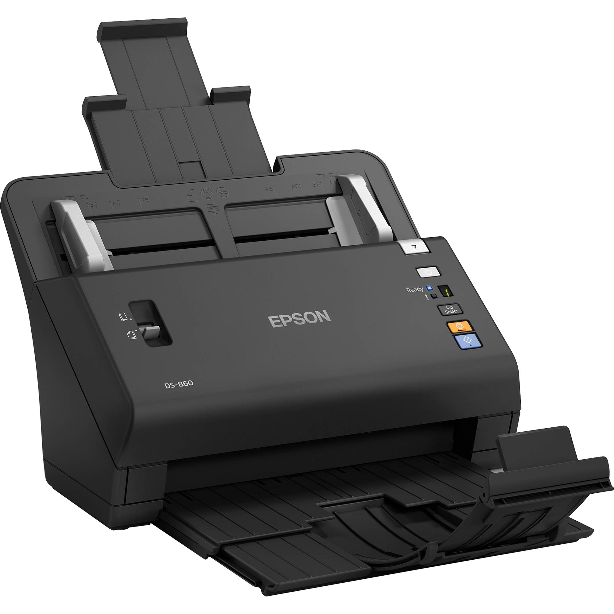 epson workforce ds 860 color document scanner b11b222201 bh With epson workforce ds 860 color document scanner