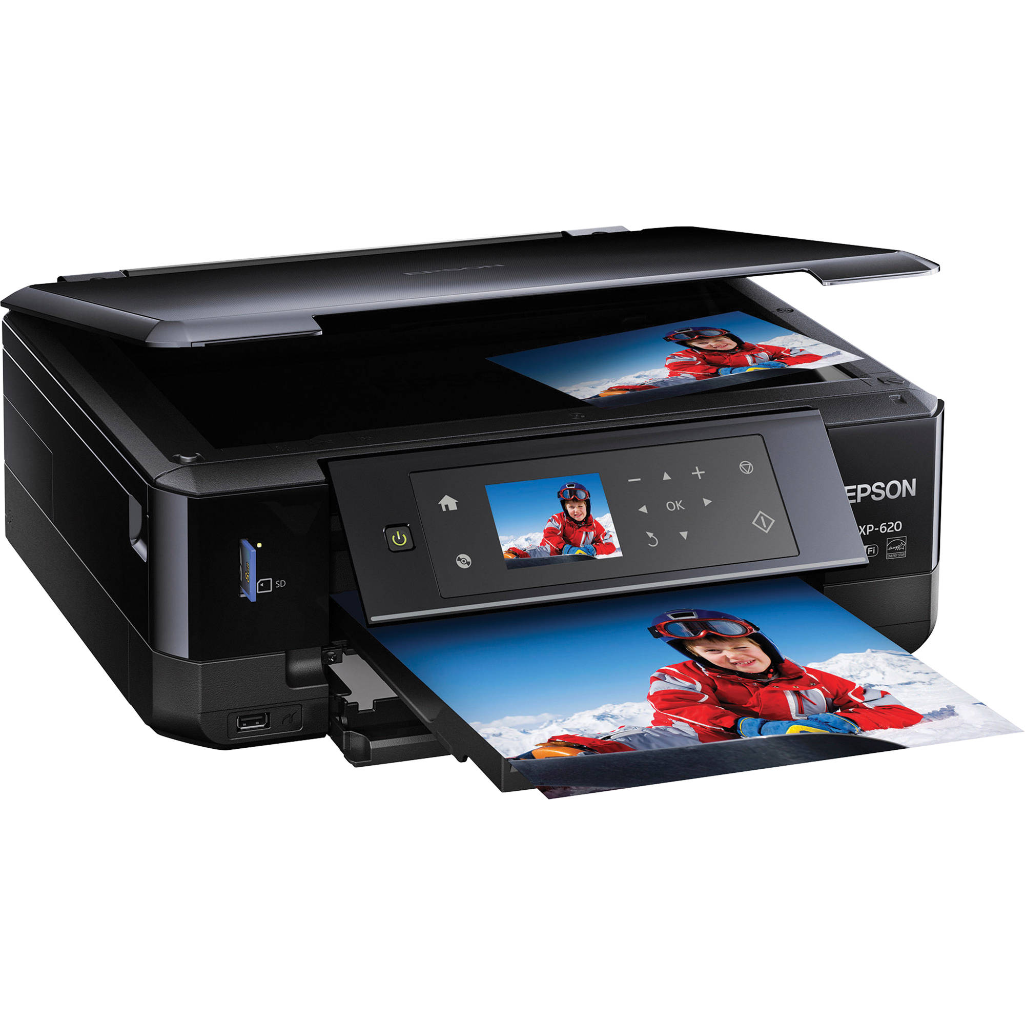 Epson Expression Premium XP-620 Small-in-One Inkjet C11CE01201