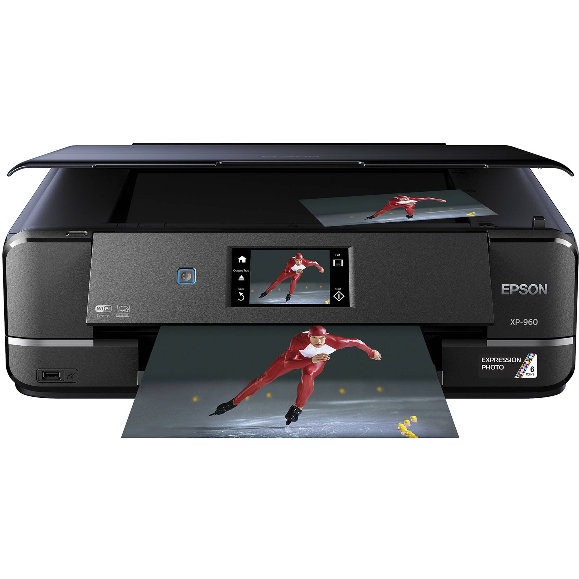 Epson Expression Photo Xp 960 Small In One Inkjet C11ce82201 Bh