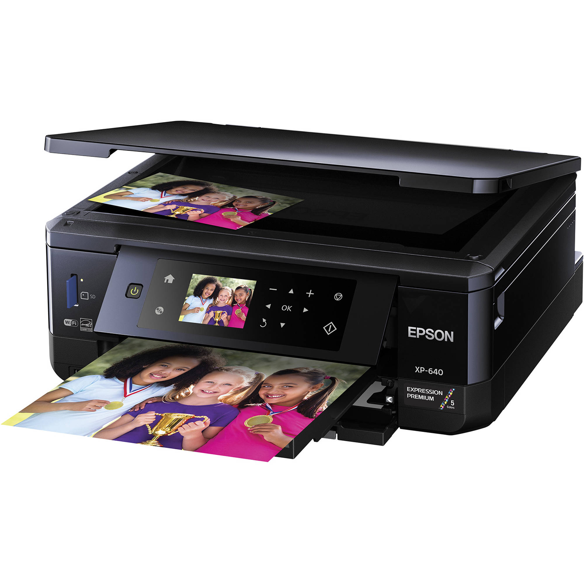 Epson Expression Premium Xp 640 Small In One Inkjet C11cf50201