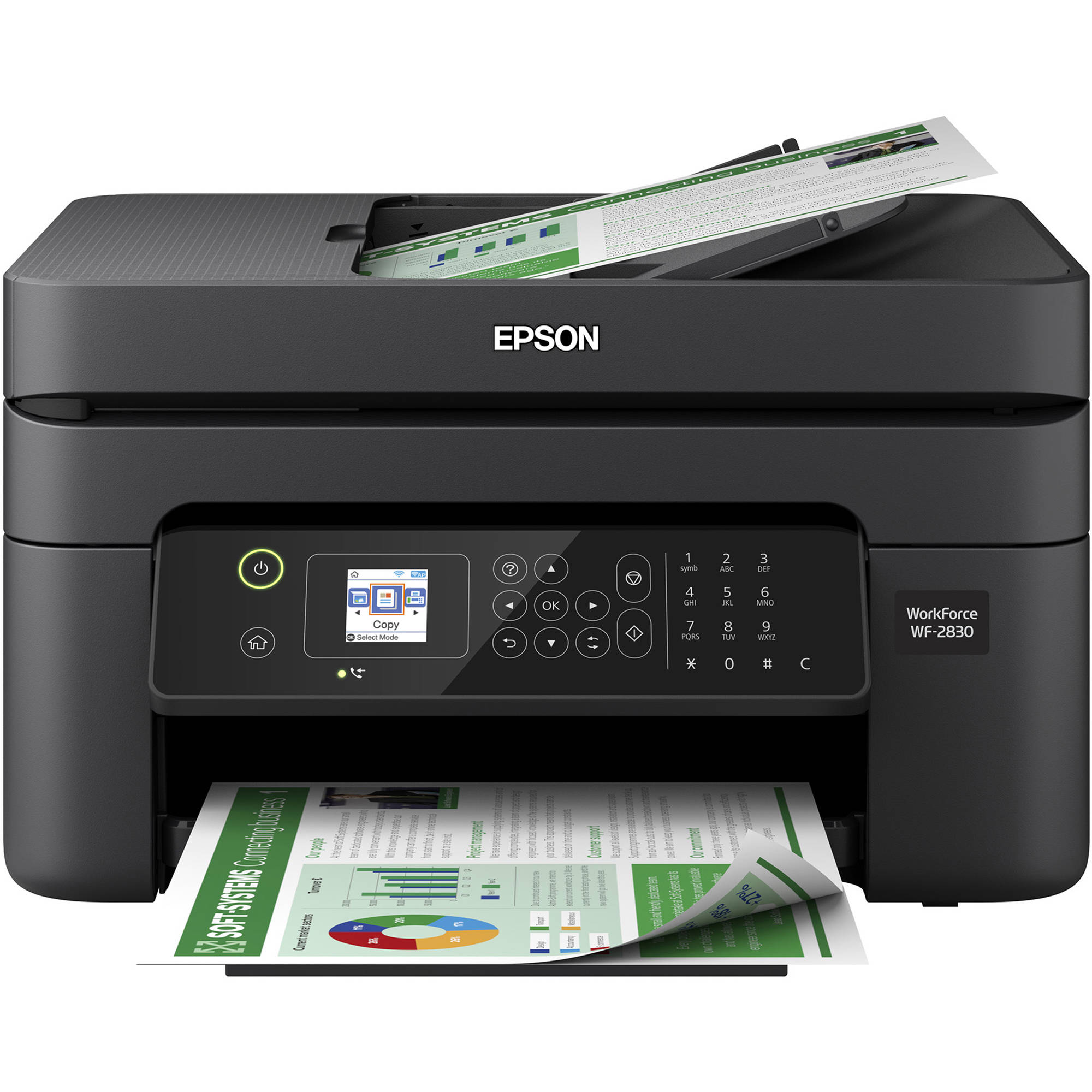 Epson Workforce WF-46 All-In-One Printer