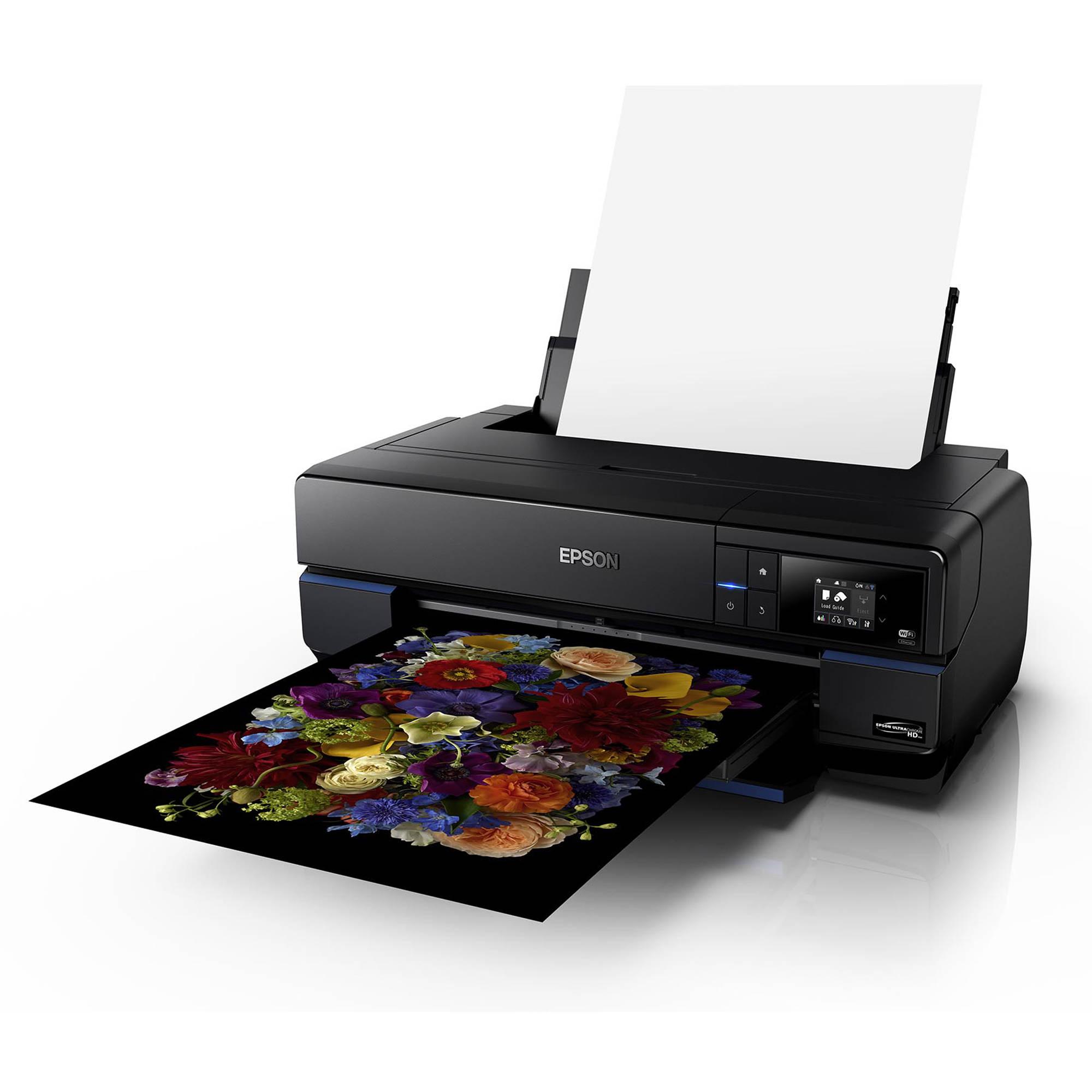 epson surecolor p800 inkjet printer scp800se b h photo video. Black Bedroom Furniture Sets. Home Design Ideas