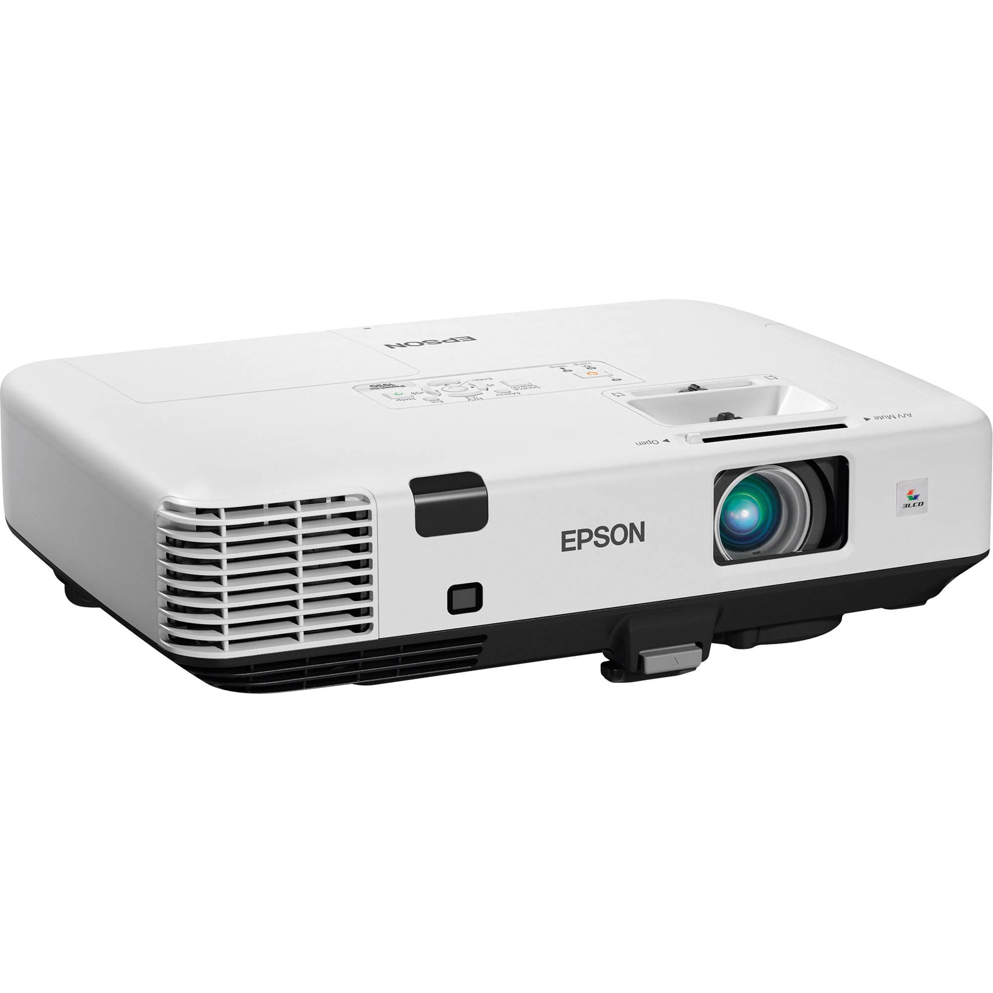 Epson Powerlite 1930 Xga 3lcd Projector V11h506020 B Amp H Photo
