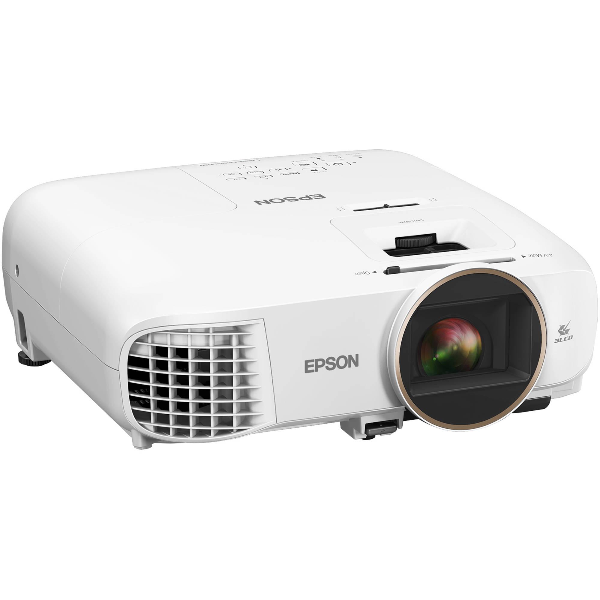 Fastfox Hd Projector Full Color 720p 3000 Lumens Analog Tv: Epson PowerLite Home Cinema 2150 Full HD 3LCD V11H852020 B&H