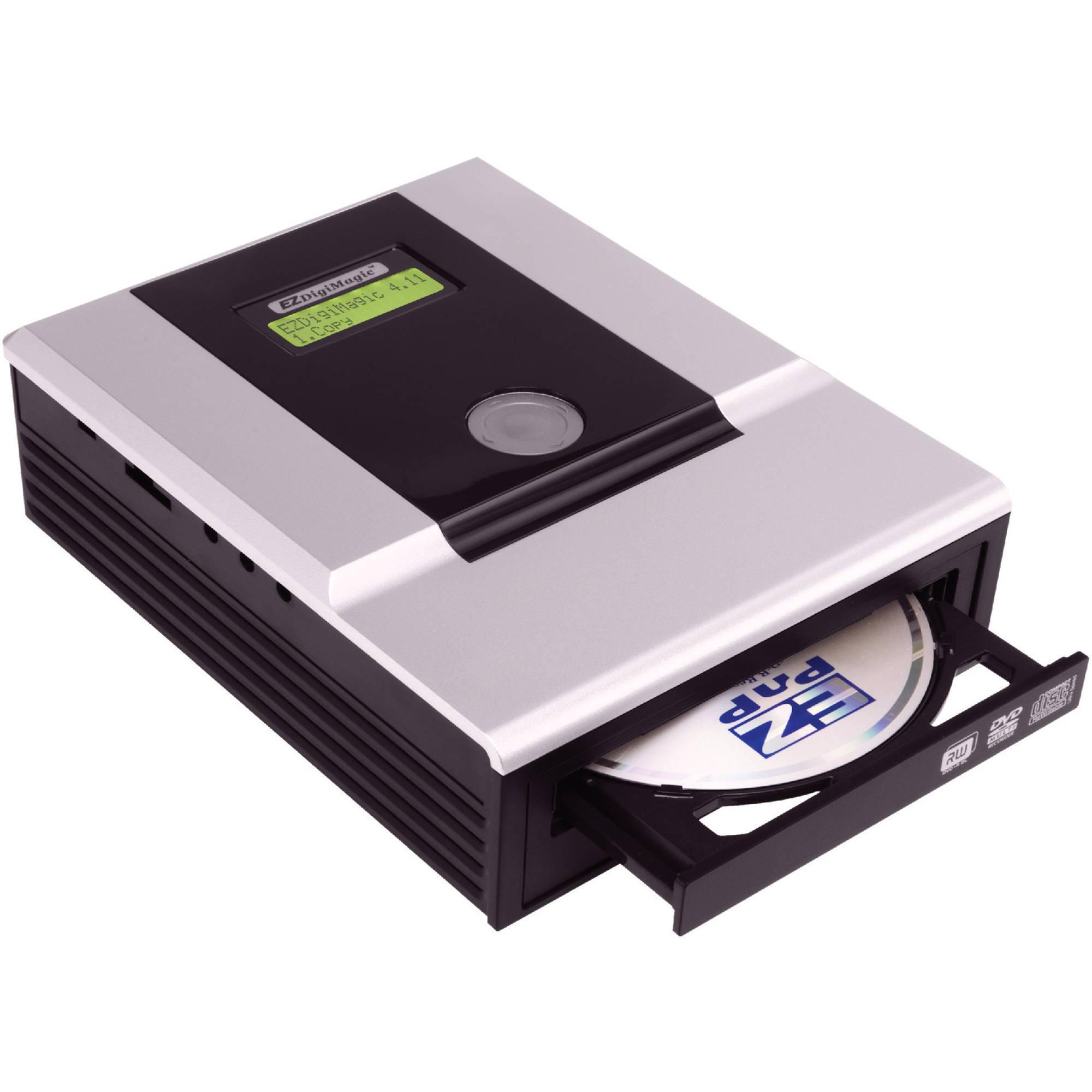 EZPnP Technologies DM550-D20 Standalone CD/DVD Burner ...  |Dvd Burner
