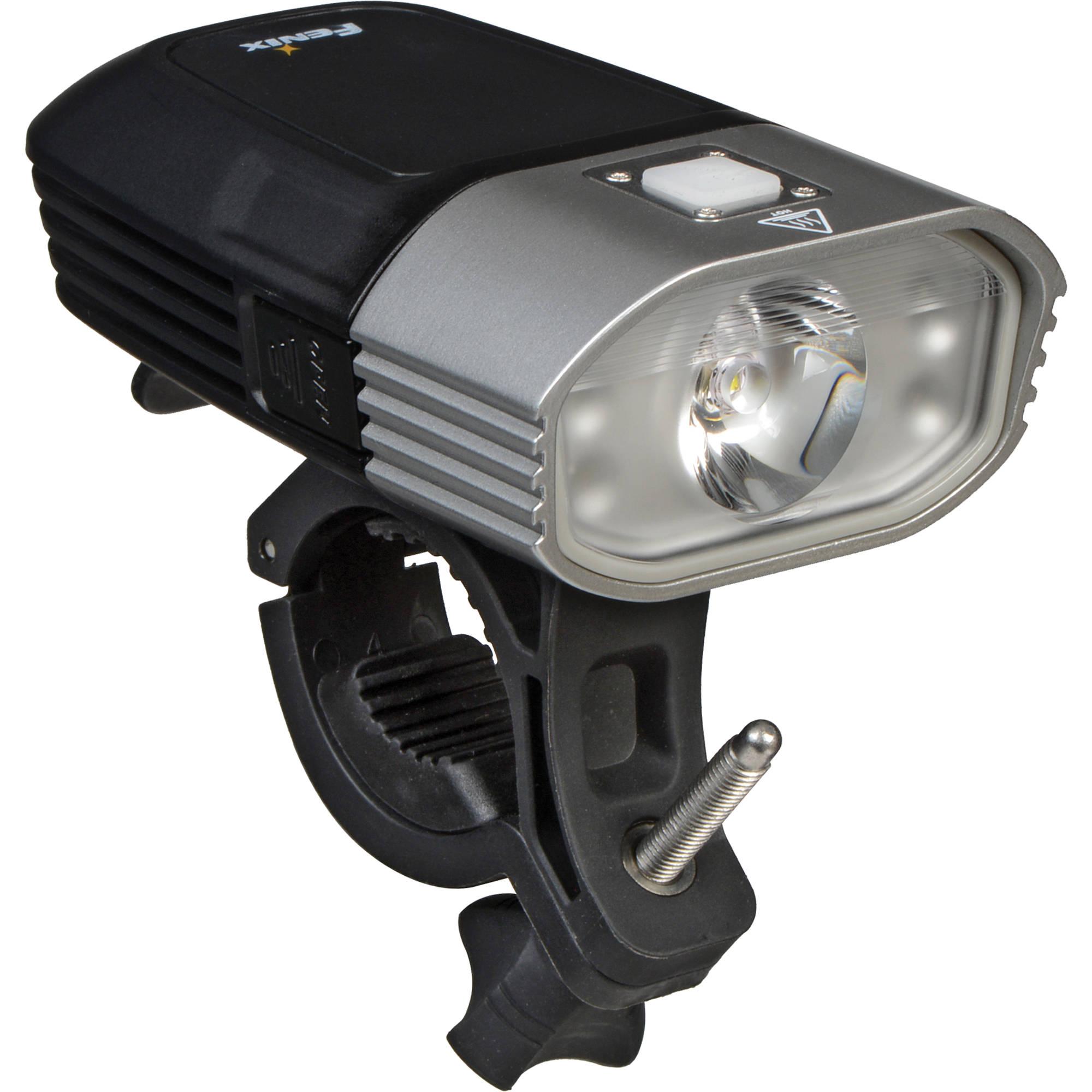 Fenix Flashlight BC20 LED Bike Light BC20-G2R5-BK B&H Photo