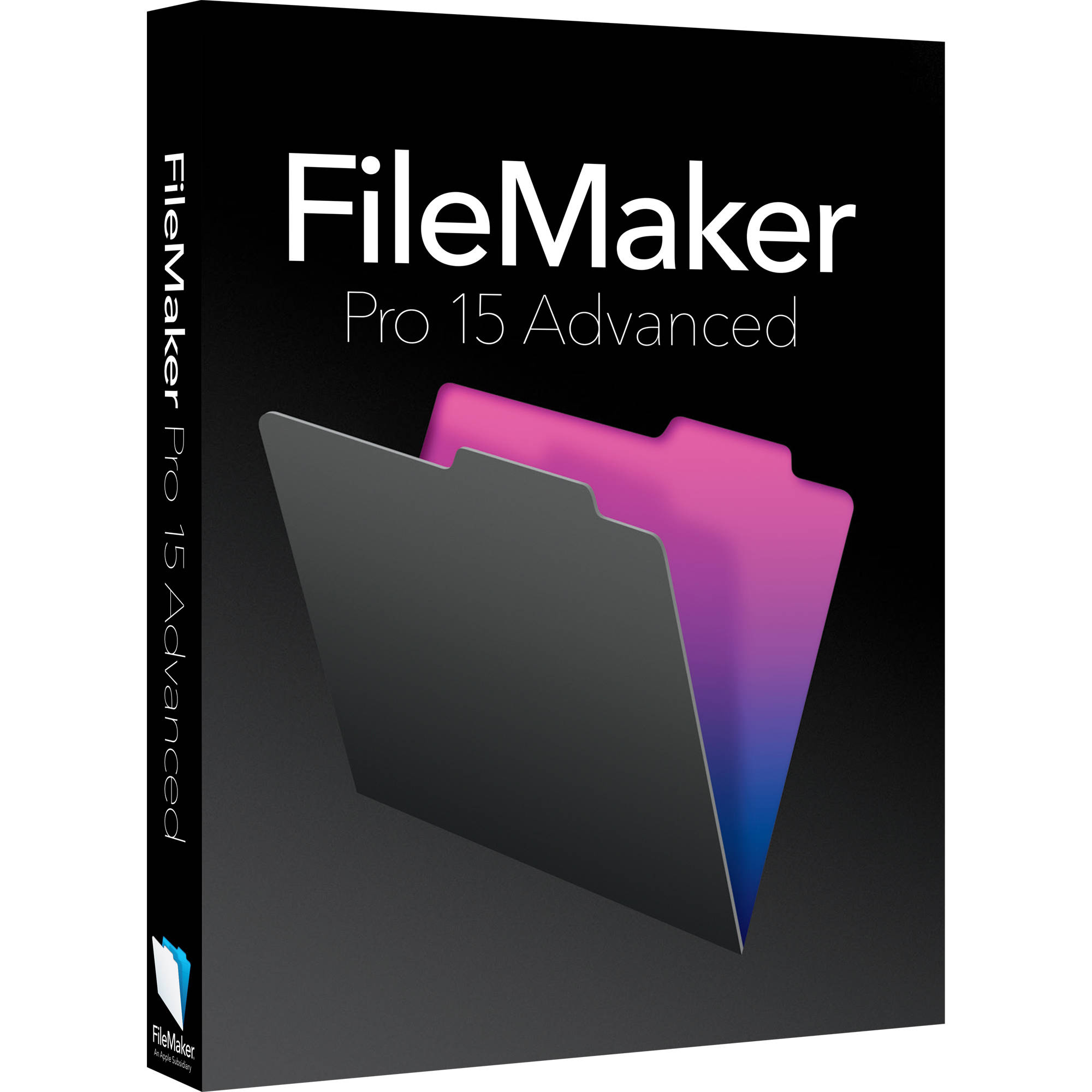 Filemaker pro 13 retail box french