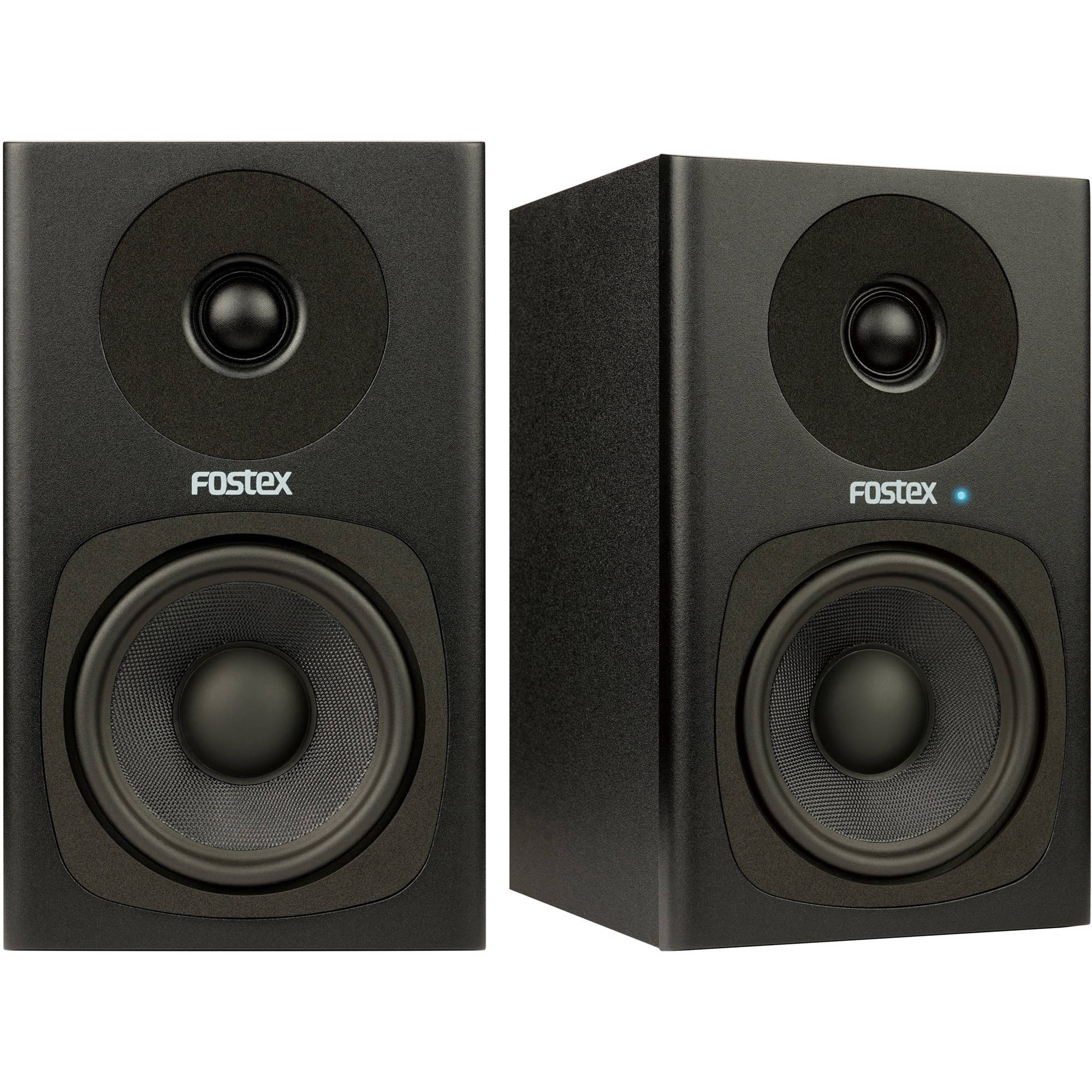 Fostex PM0.4c Personal Active Speaker System (Black)