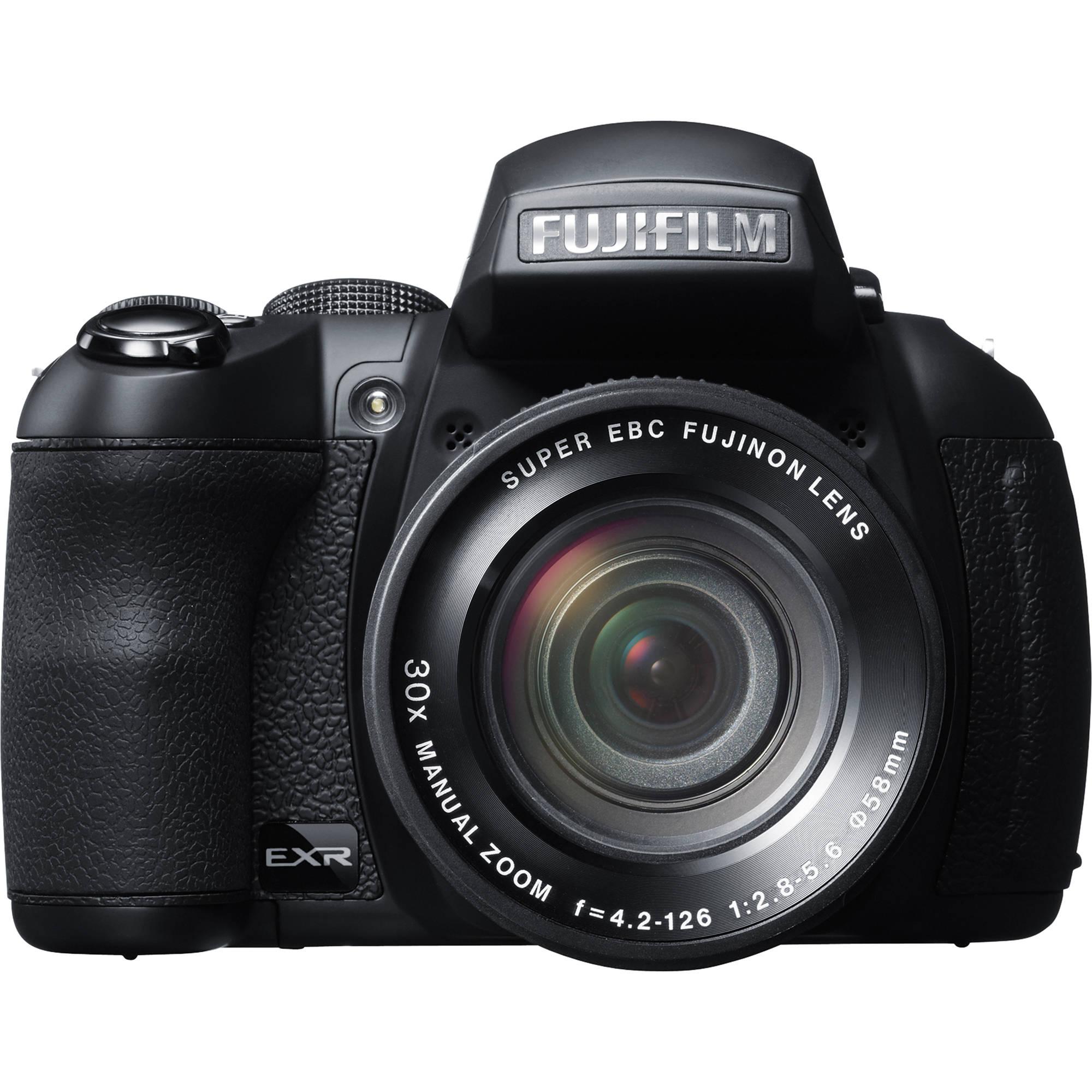 Fuji Digital Cameras: FUJIFILM FinePix HS35EXR Digital Camera 16286187 B&H Photo