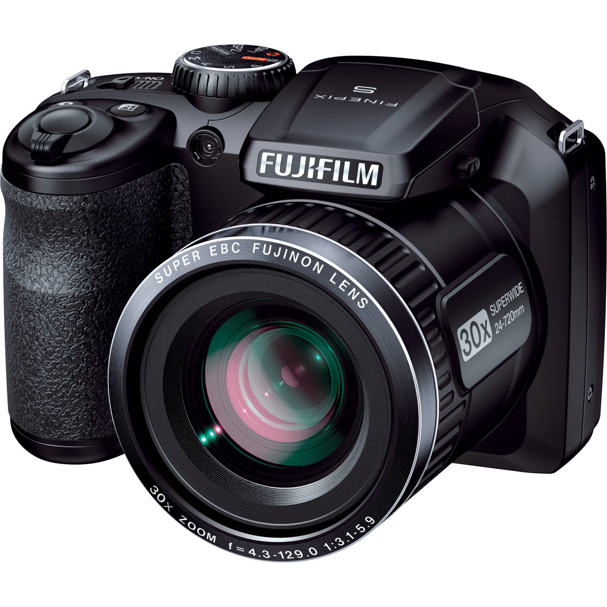 Fujifilm FinePix S4800 Digital Camera 16301535 BampH Photo Video