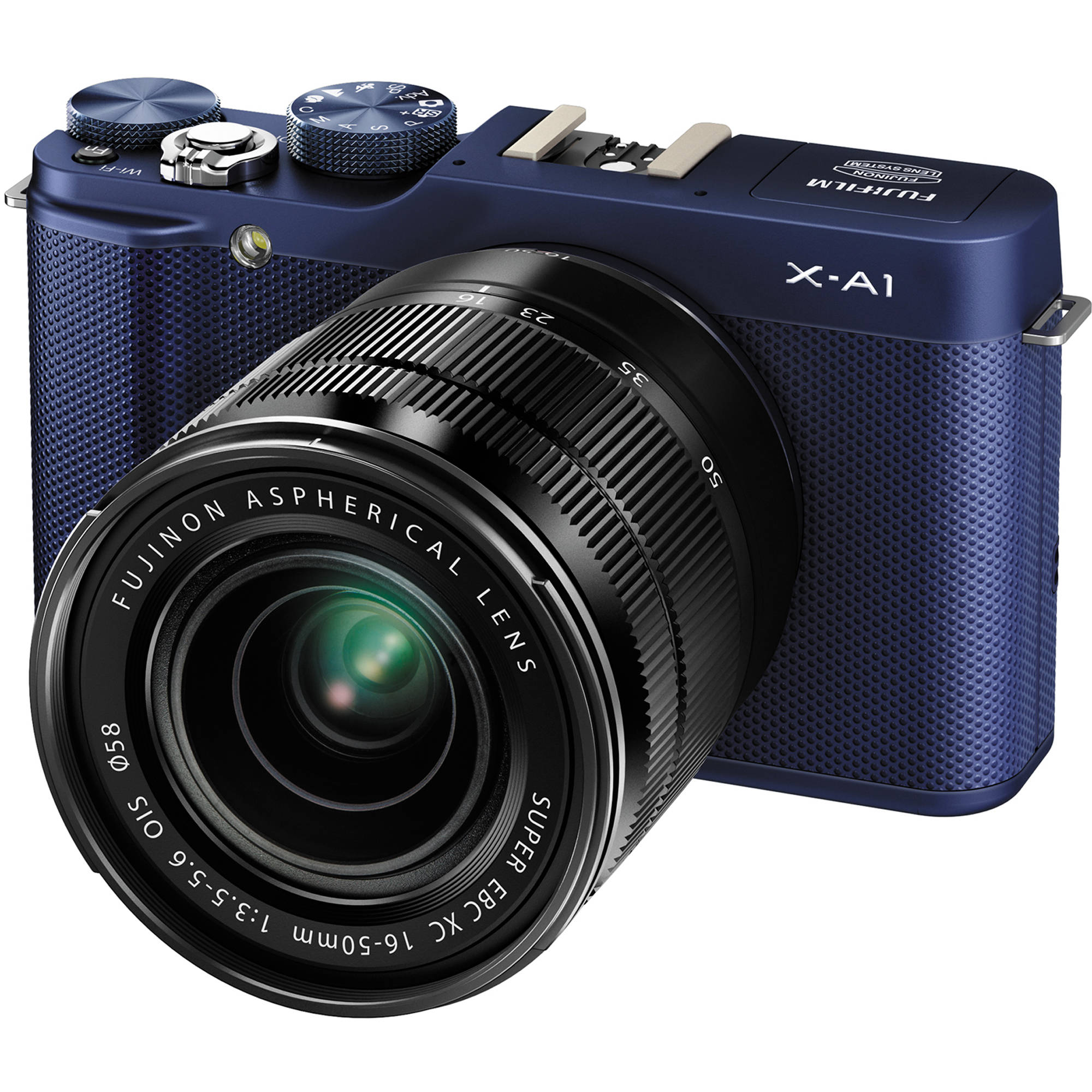 Fujifilm X-A1 Mirrorless Digital Camera with 16-50mm 16395603