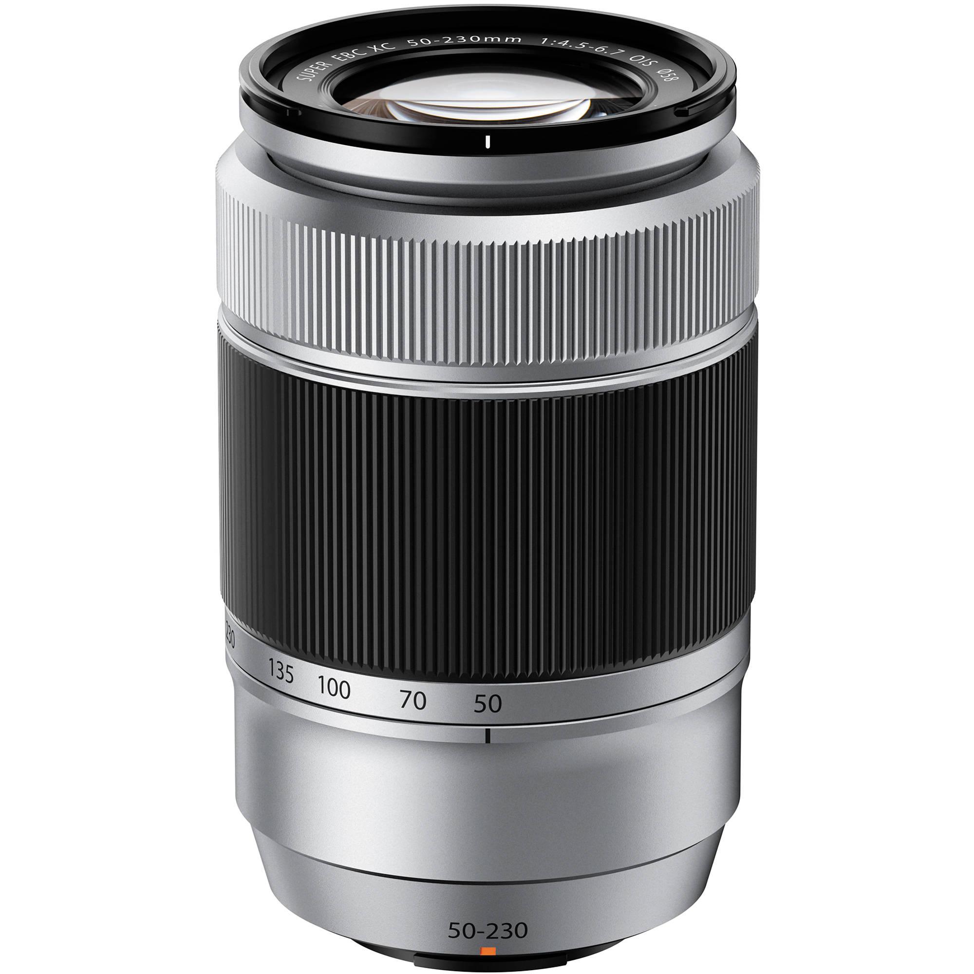 fujifilm xc 50-230mm f 4.5-6.7 ois firmware update