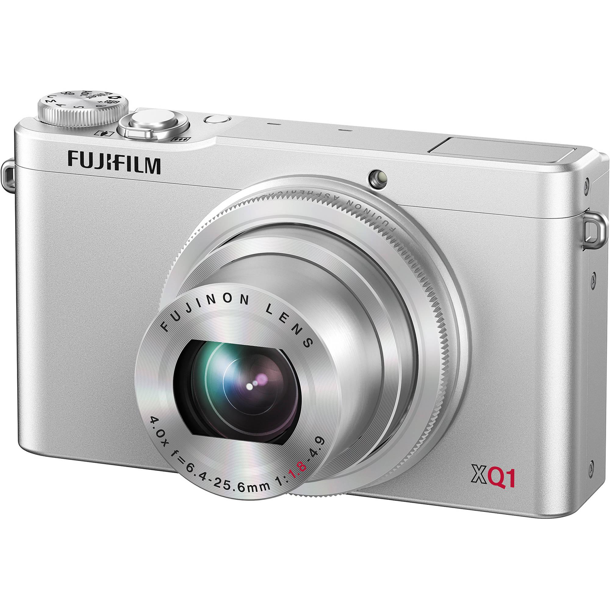 New Drivers: Fujifilm XQ1 Camera