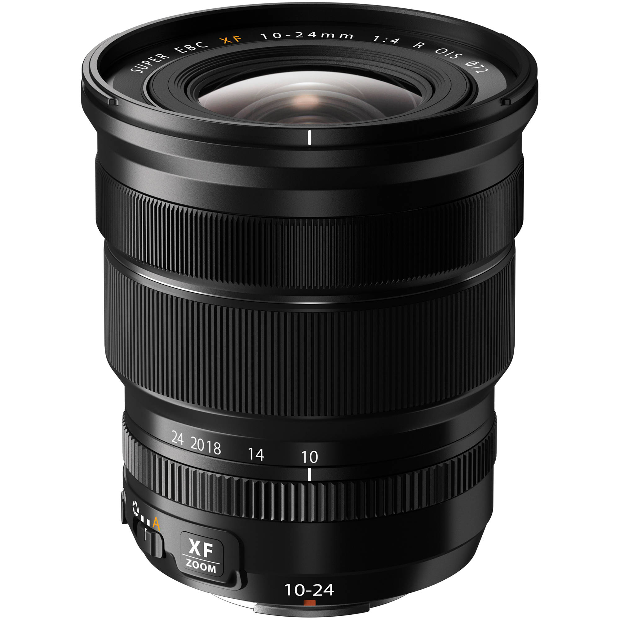 Compare FUJIFILM XF 10-24mm f 4 R OIS Lens vs Rokinon 12mm f