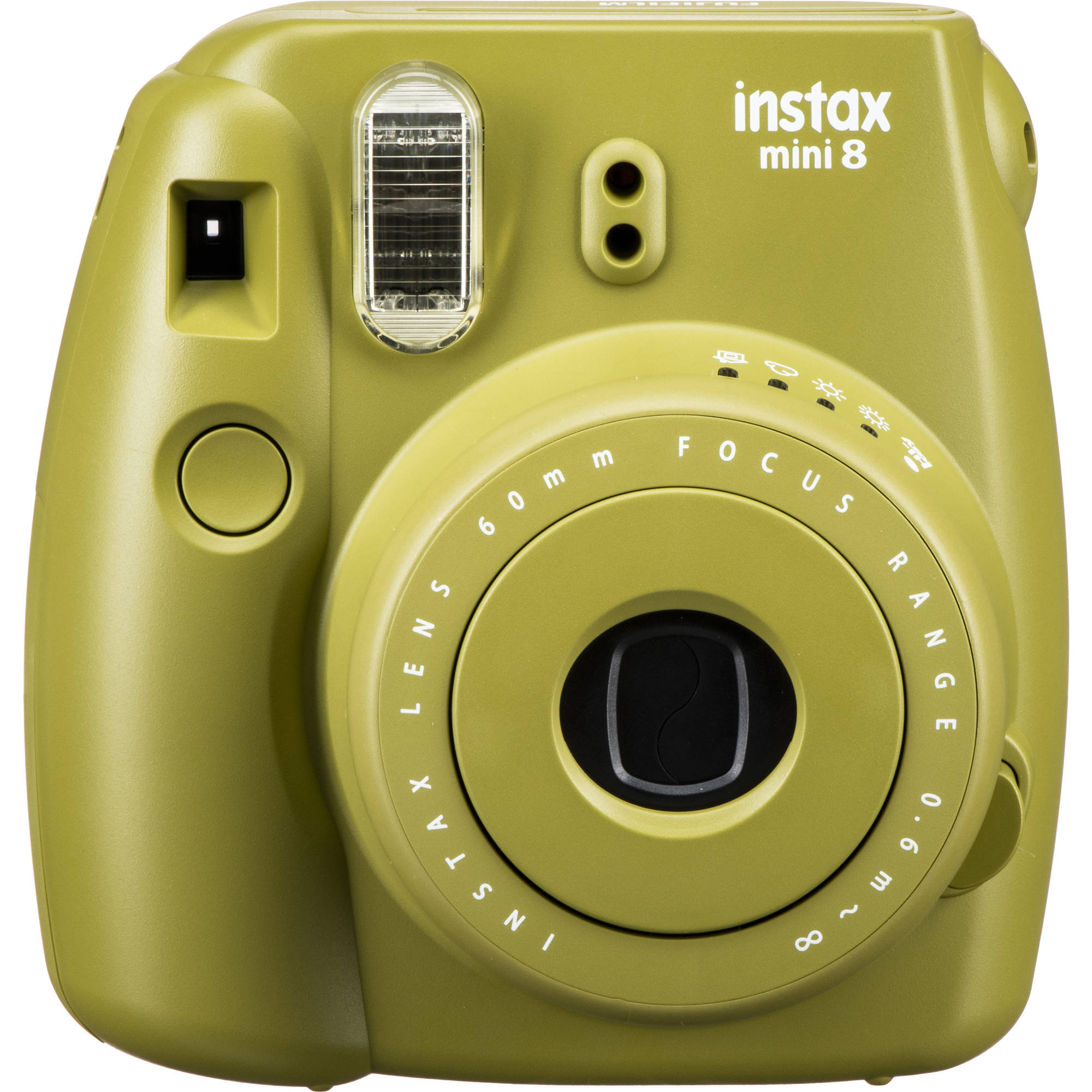 fujifilm instax mini 8 instant film camera avocado 16532287