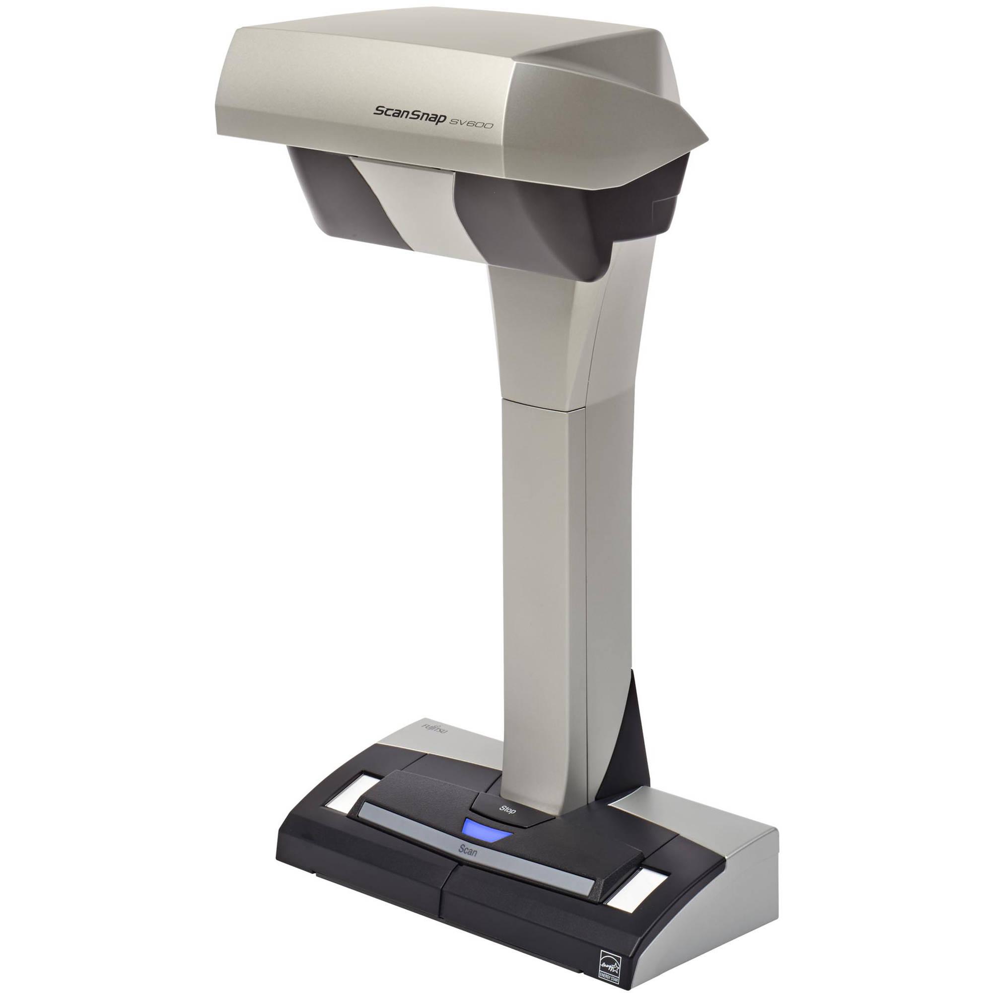 Fujitsu ScanSnap SV600 Contactless Scanner