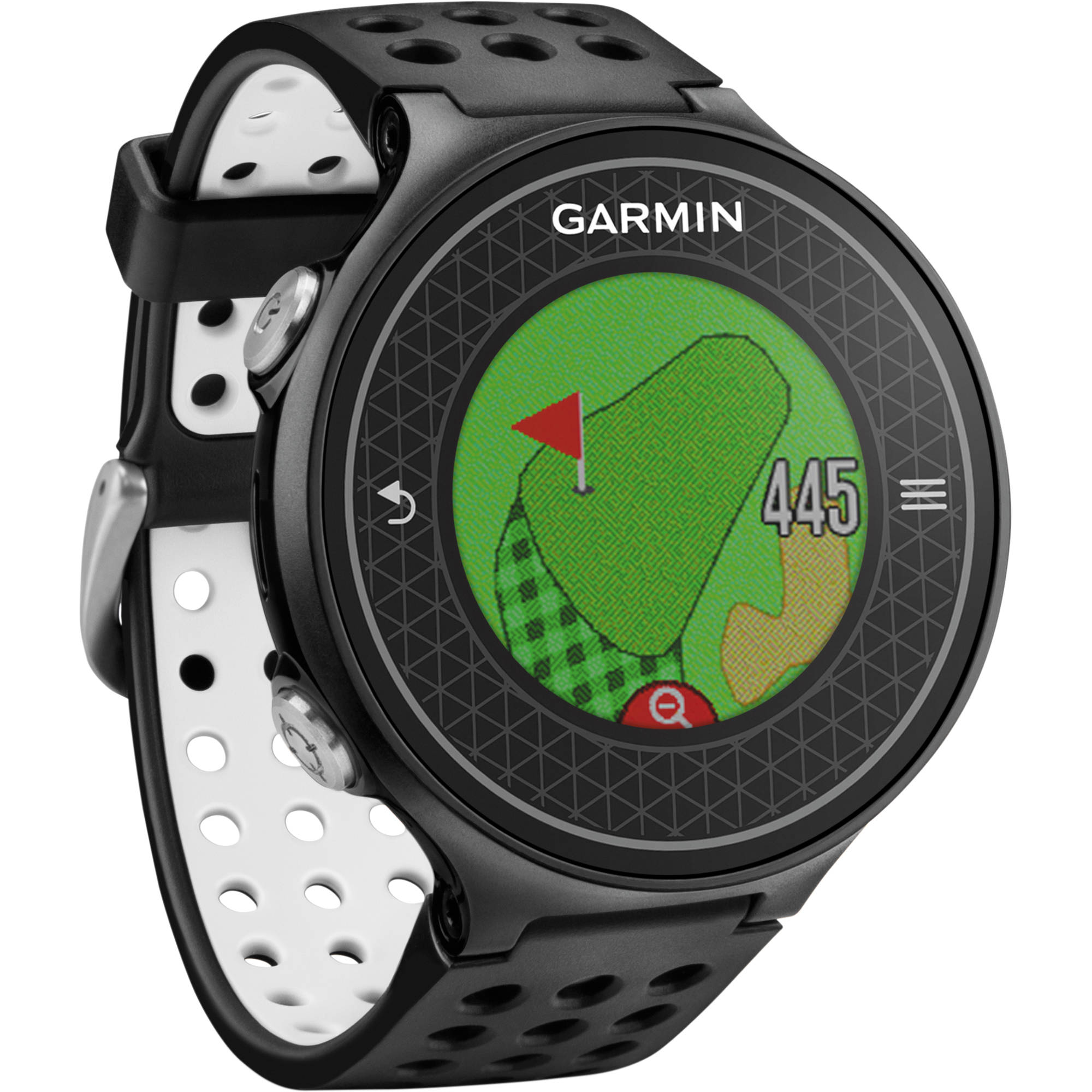 garmin approach s6 swing trainer and gps golf watch 010 01195 01. Black Bedroom Furniture Sets. Home Design Ideas