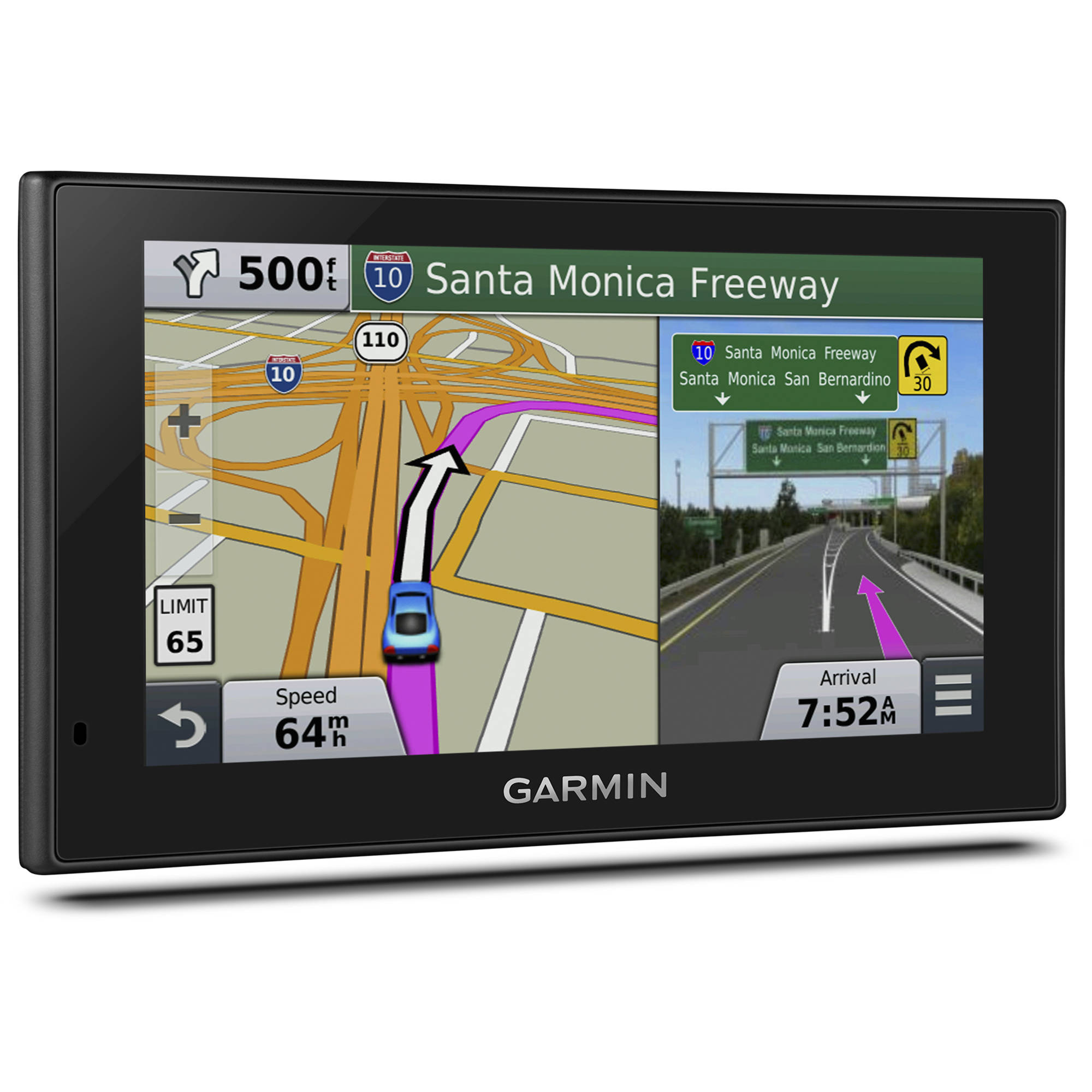 Garmin nuvi 2789LMT GPS with North America Maps 010 01316 00 B H