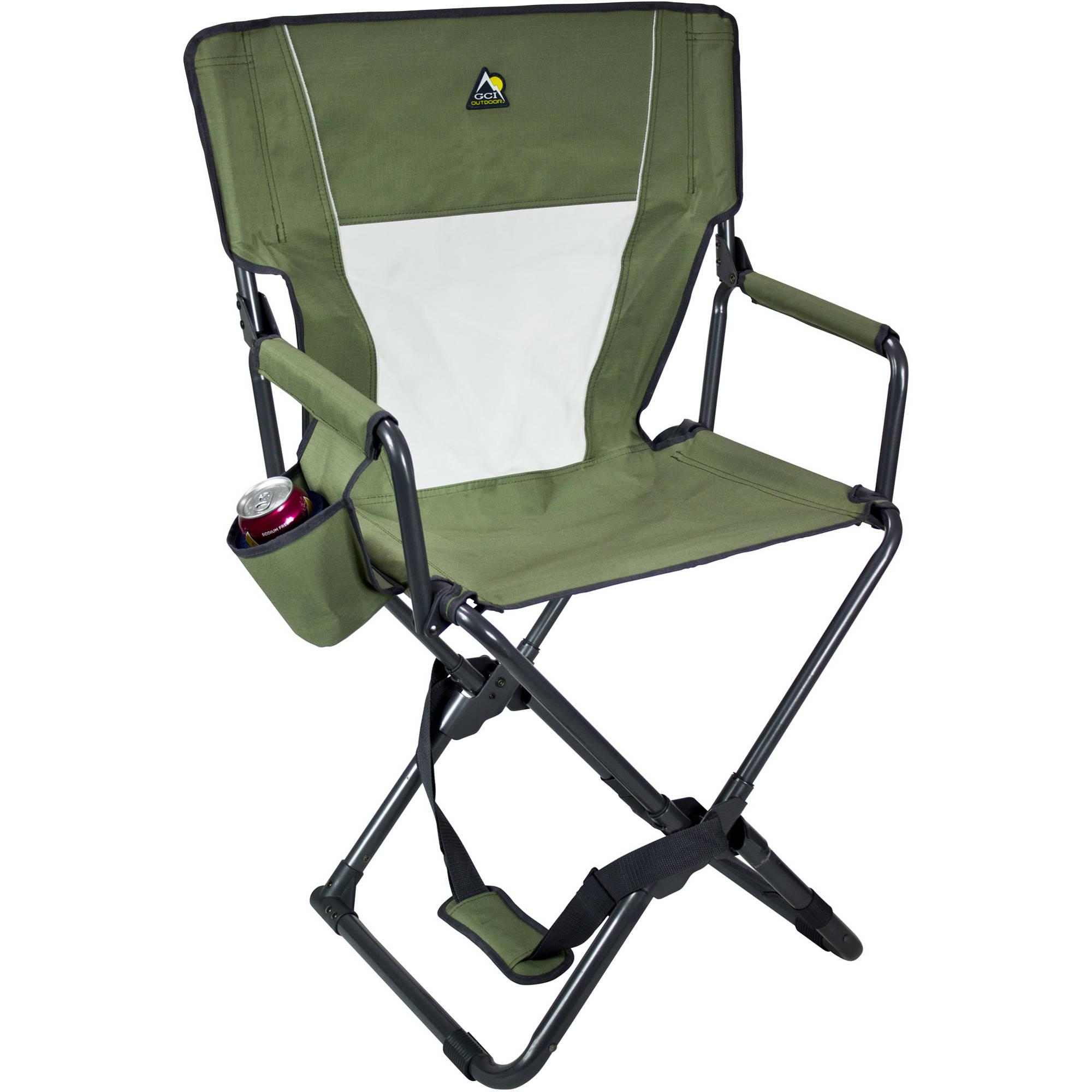 Gci Outdoor Xpress Director S Chair Loden Green 24273 B Amp H