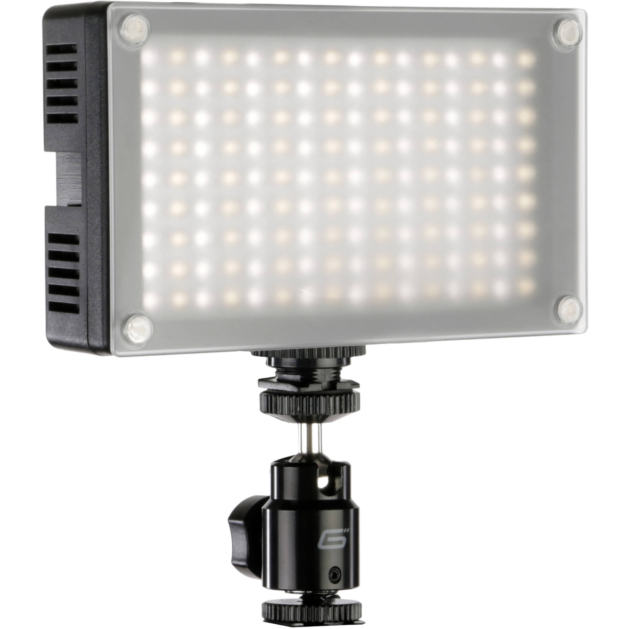Genaray Led 6200t 144 Led Variable Color On Camera Led