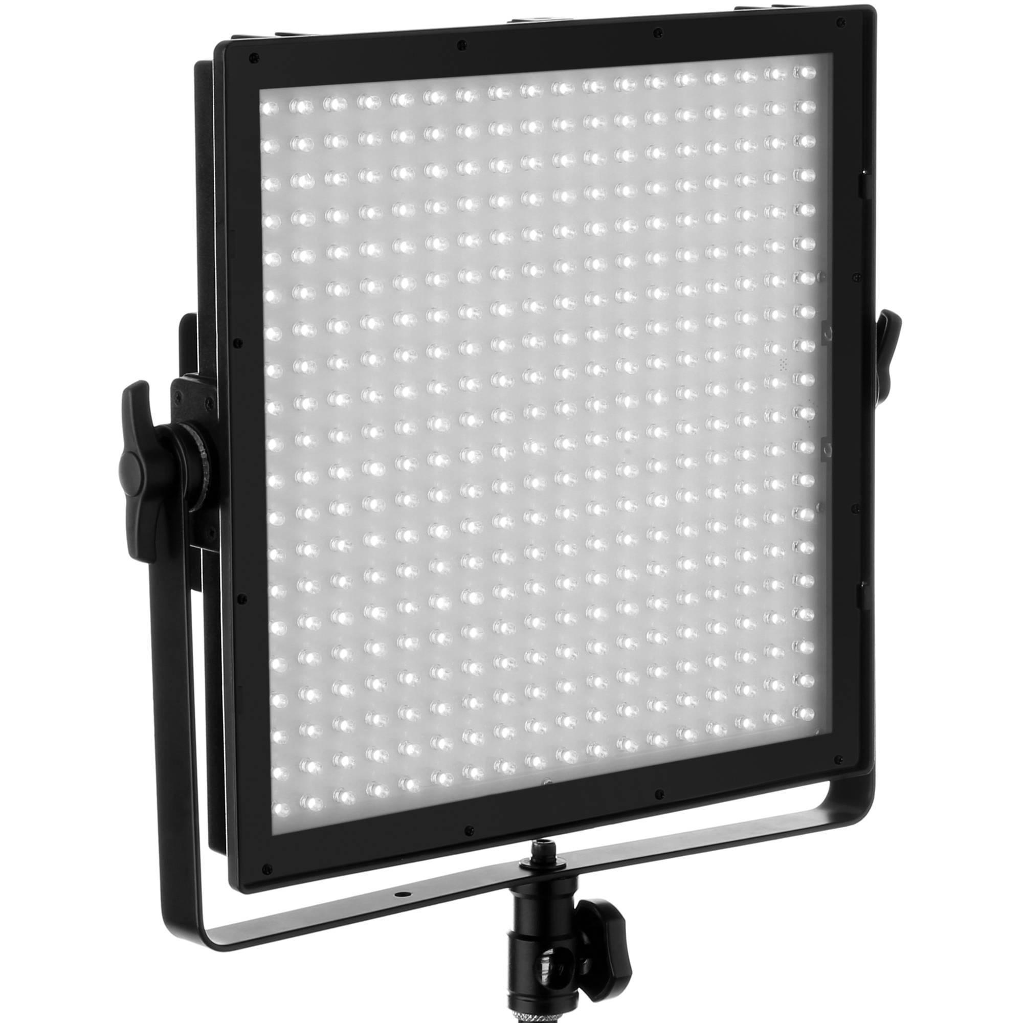 Daylight Balanced Led Studio Light: Genaray SpectroLED Essential 360 Daylight LED Light SP-E-360D