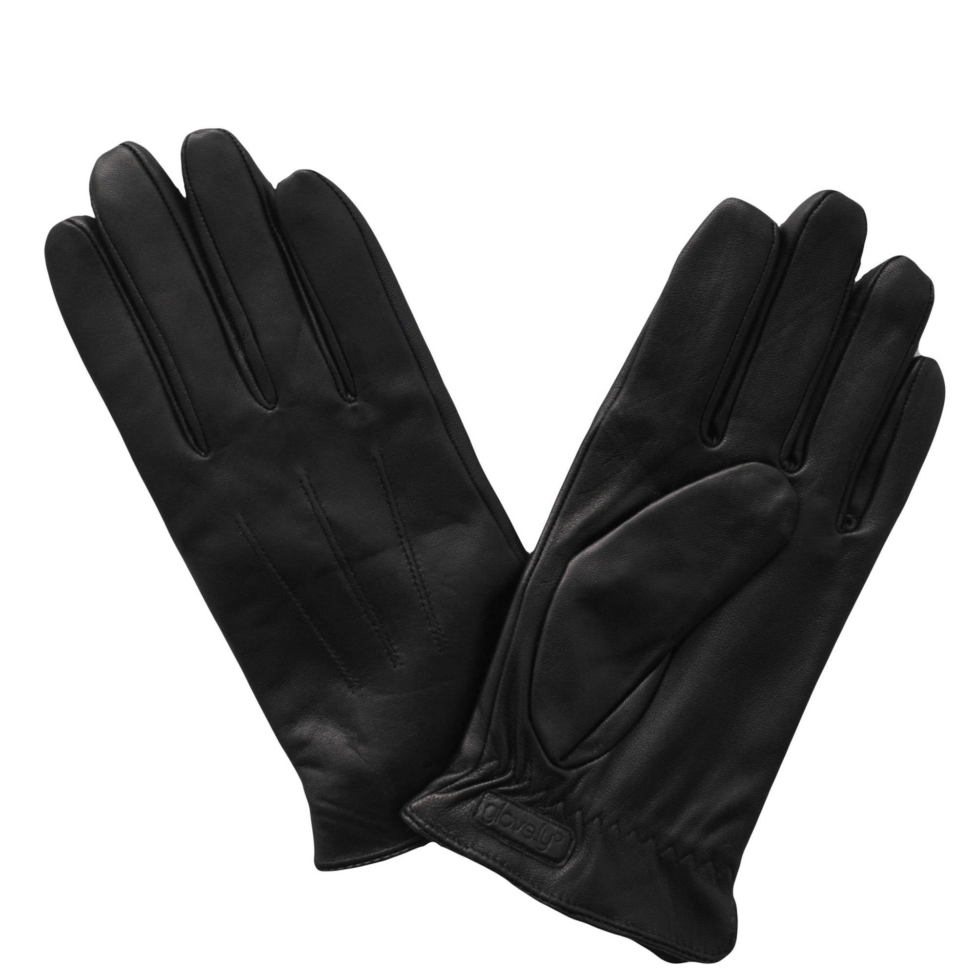 Ladies leather gloves xs - Glove Ly Women S Leather Touchscreen Gloves Black X Small