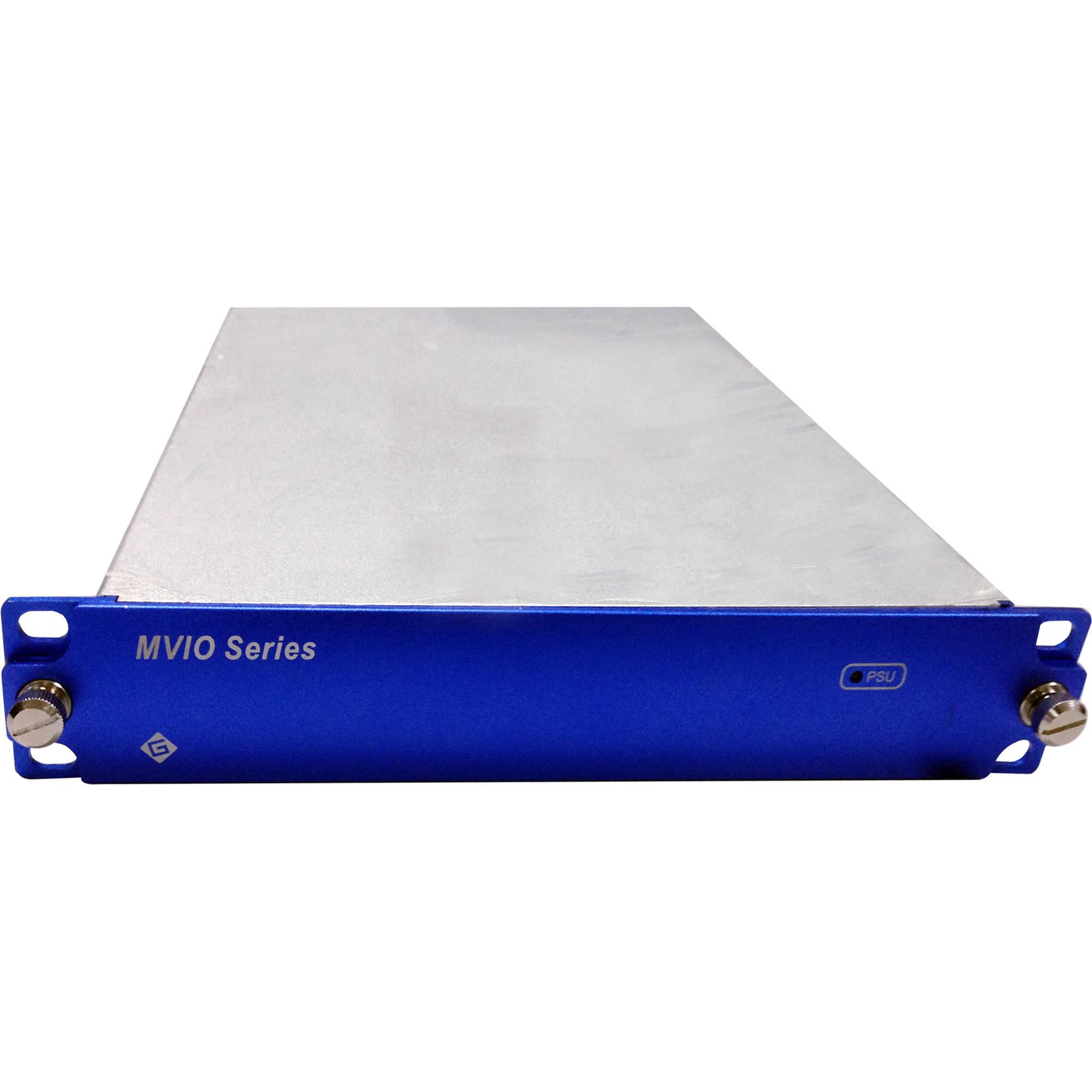 Gra-Vue MVIO HDEMB-2AES-FS SDI 2-Channel AES MVIO HDEMB-2AES-FS