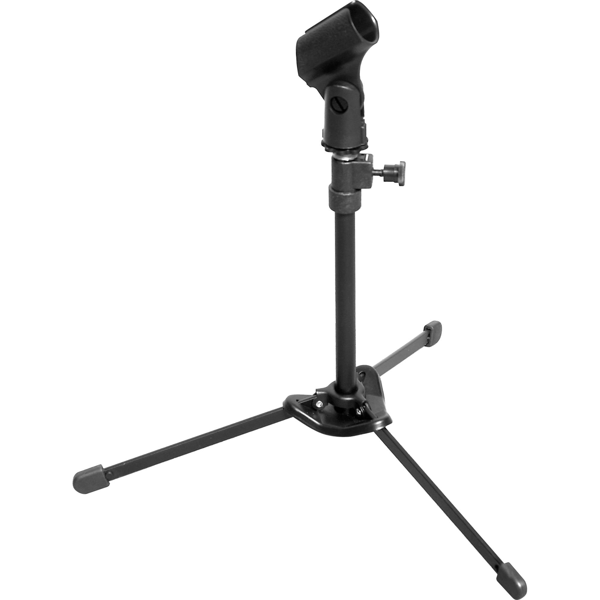 hamilton stands kb810m nu era tabletop mic stand with bag kb810m. Black Bedroom Furniture Sets. Home Design Ideas