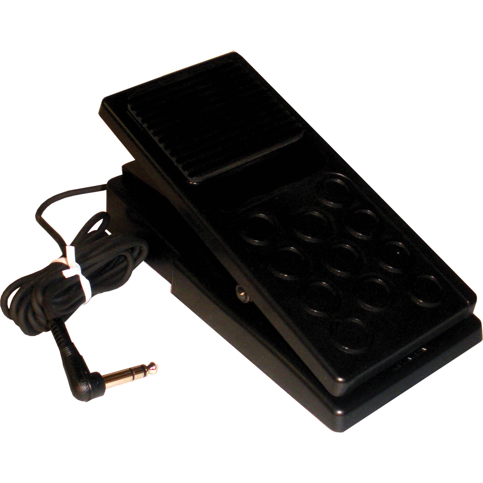 hammond v 20rt leslie speed control pedal v 20rt b h photo video. Black Bedroom Furniture Sets. Home Design Ideas