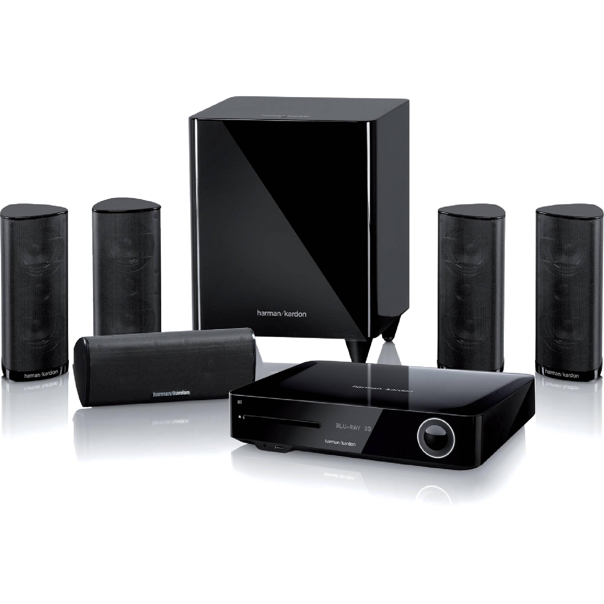 harman kardon bds 6802 high performance 5 1 channel bds. Black Bedroom Furniture Sets. Home Design Ideas