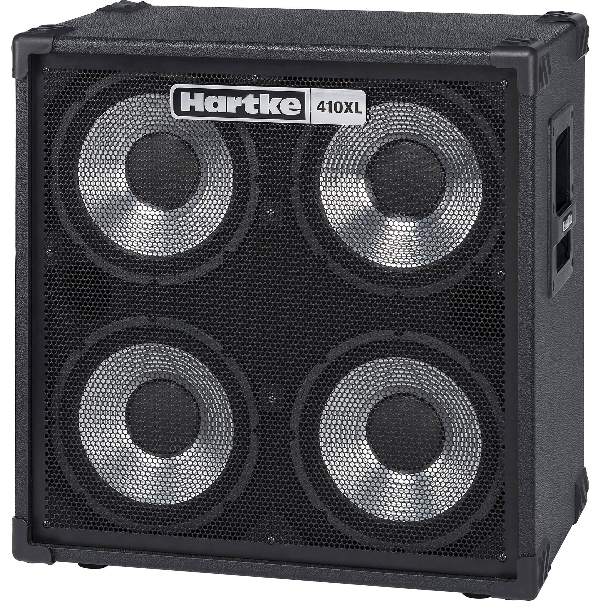 Hartke 8XL V8 8W 8x8 Speaker Cabinet for Electric Bass Amplifiers