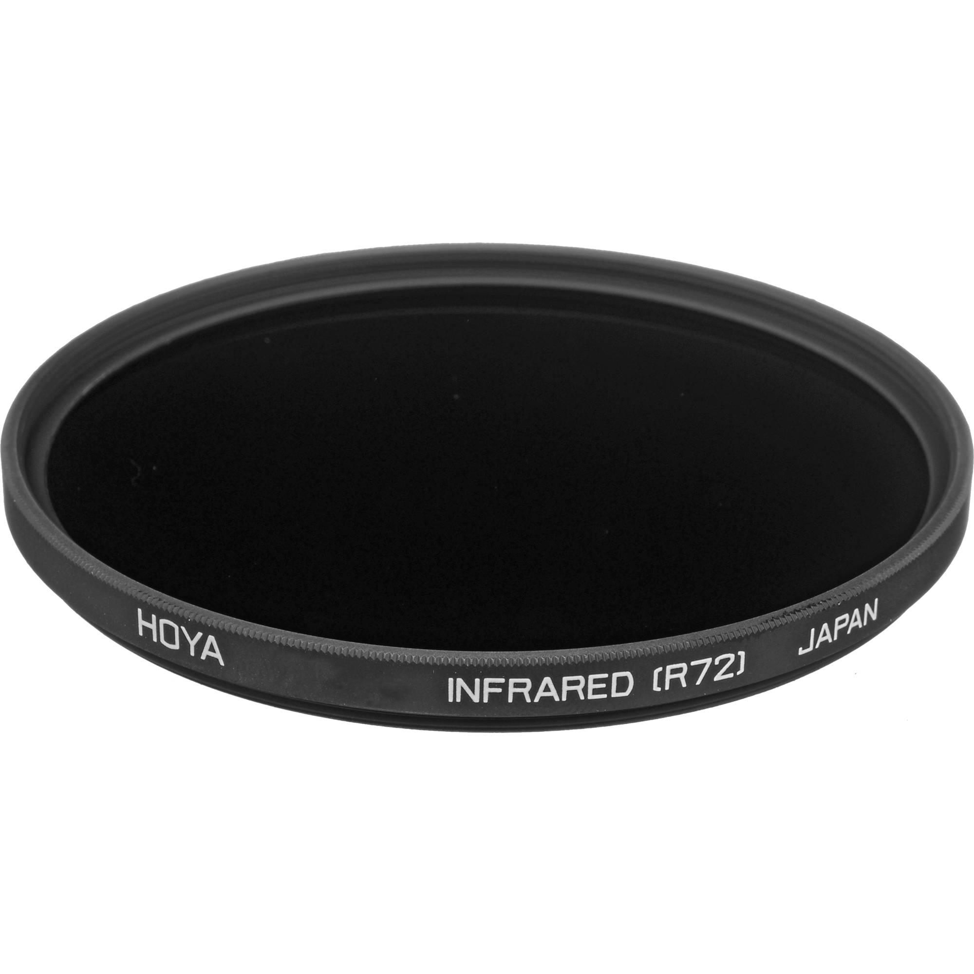 Hoya R72 IR filter