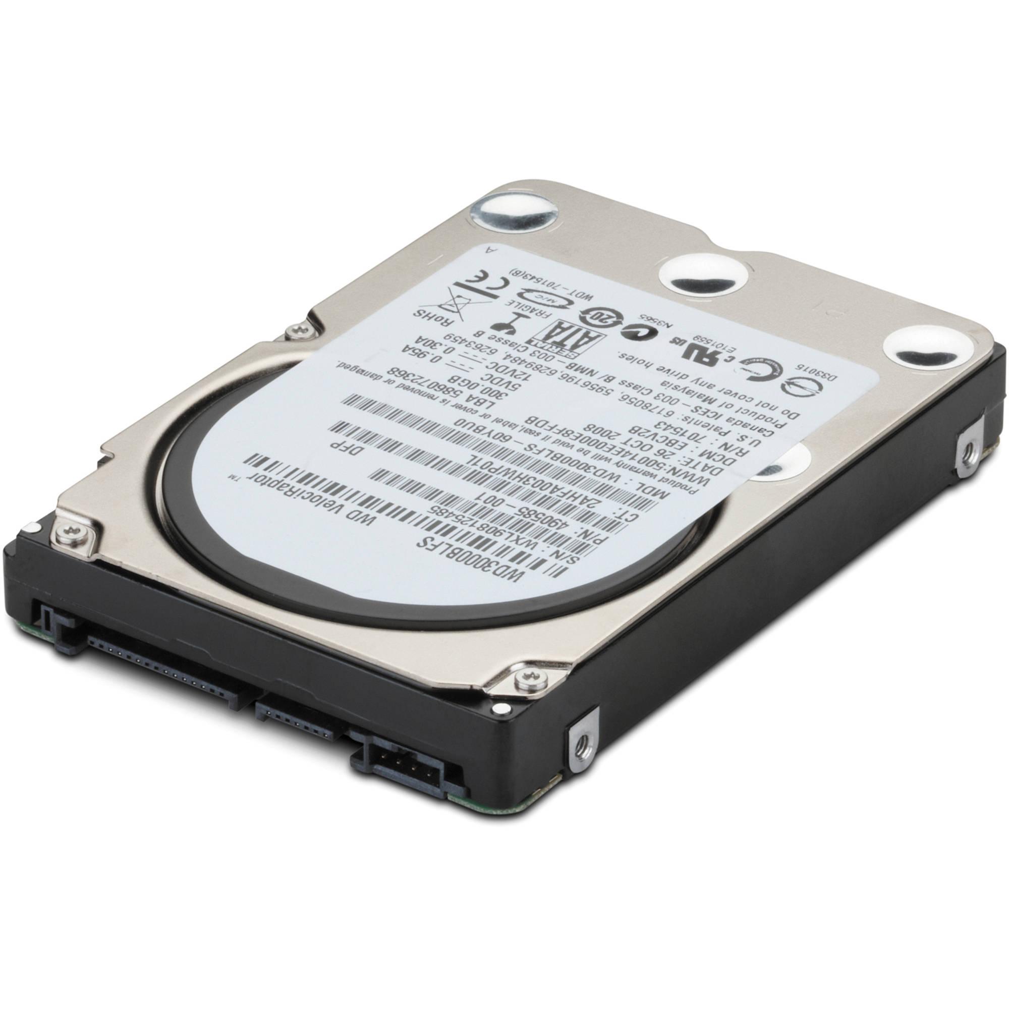 HP 1.2TB SAS Small Form Factor Hard Drive (E2P04AA) E2P04AA B&H