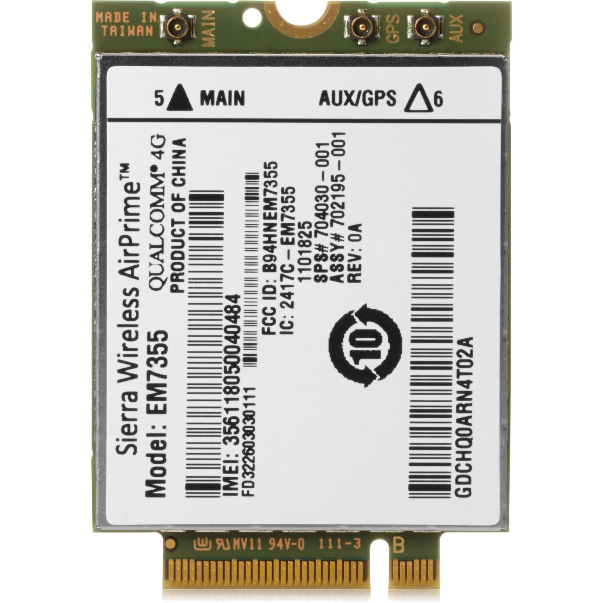 HP lt4111 LTE/EV-DO/HSPA+ 4G WWAN Mobile Broadband E5M75AA#ABA