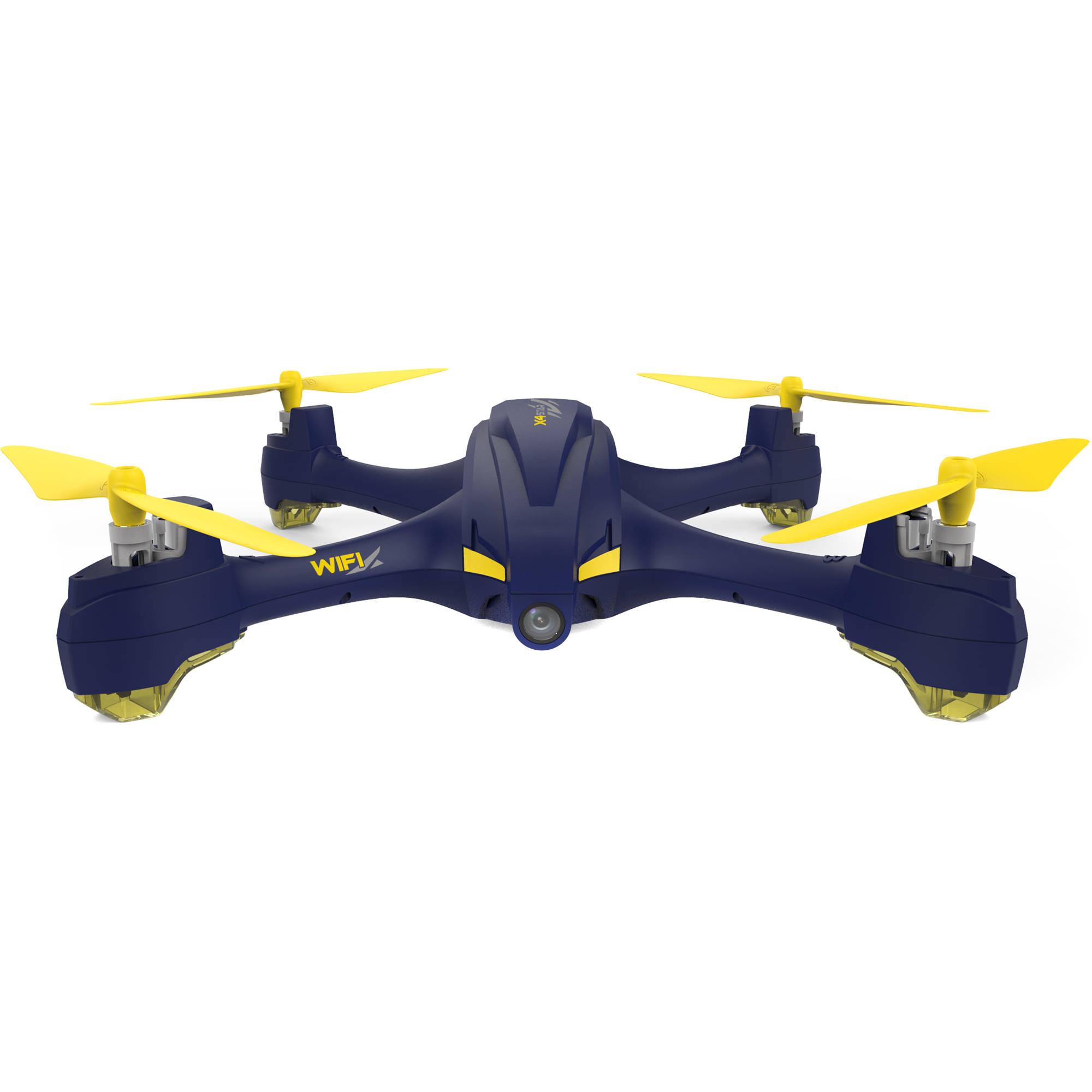 93b2ddbab99 HUBSAN X4 H507A Star Pro Quadcopter with 720p HD H507A (BL) B&H