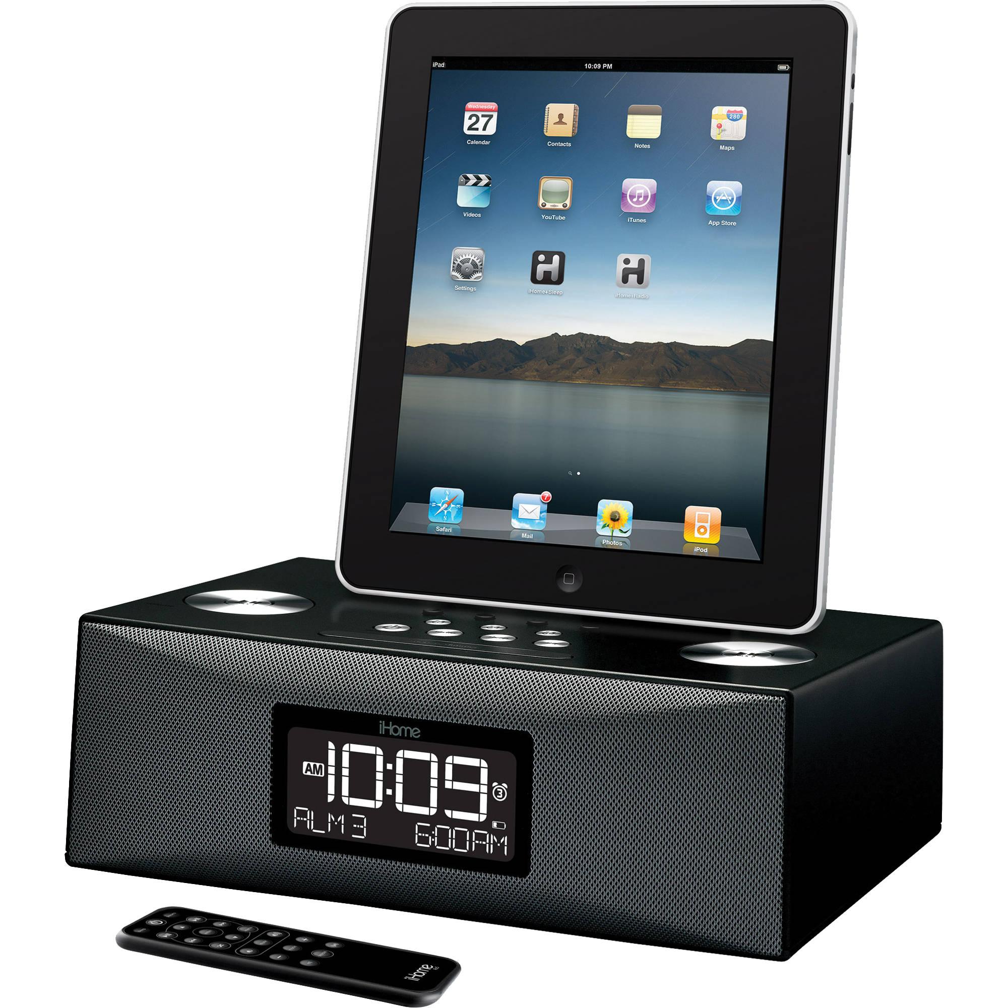 Ihome Clock Radio Adapter For Iphone