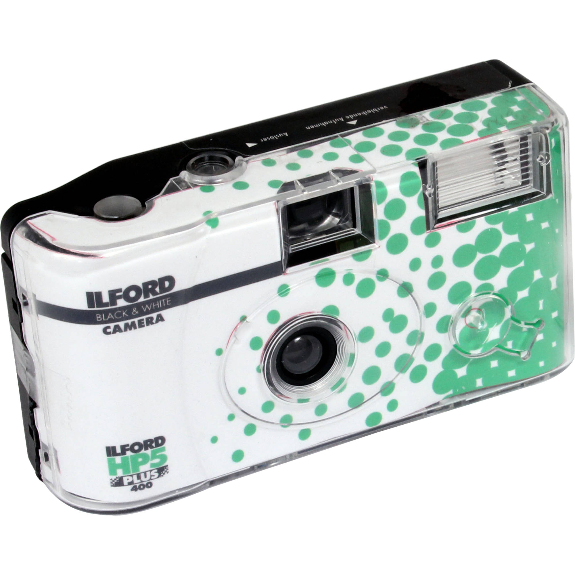 ilford hp5 plus single use camera with flash 27 exposures. Black Bedroom Furniture Sets. Home Design Ideas