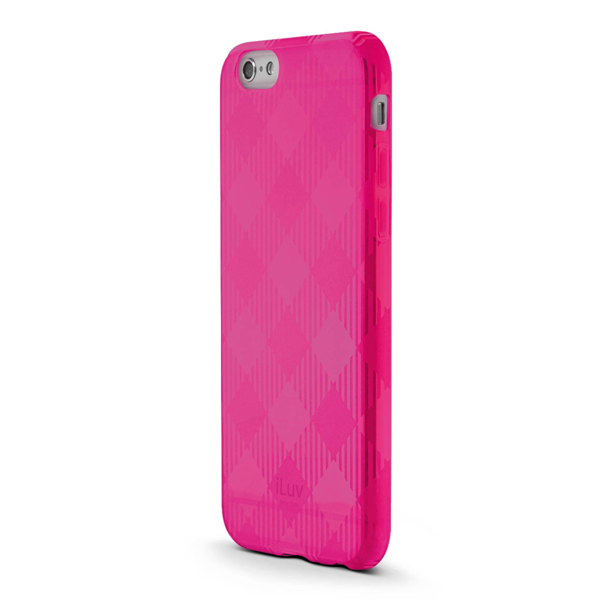 iluv gelato case for iphone 6 6s pink ai6gelapn b h photo. Black Bedroom Furniture Sets. Home Design Ideas