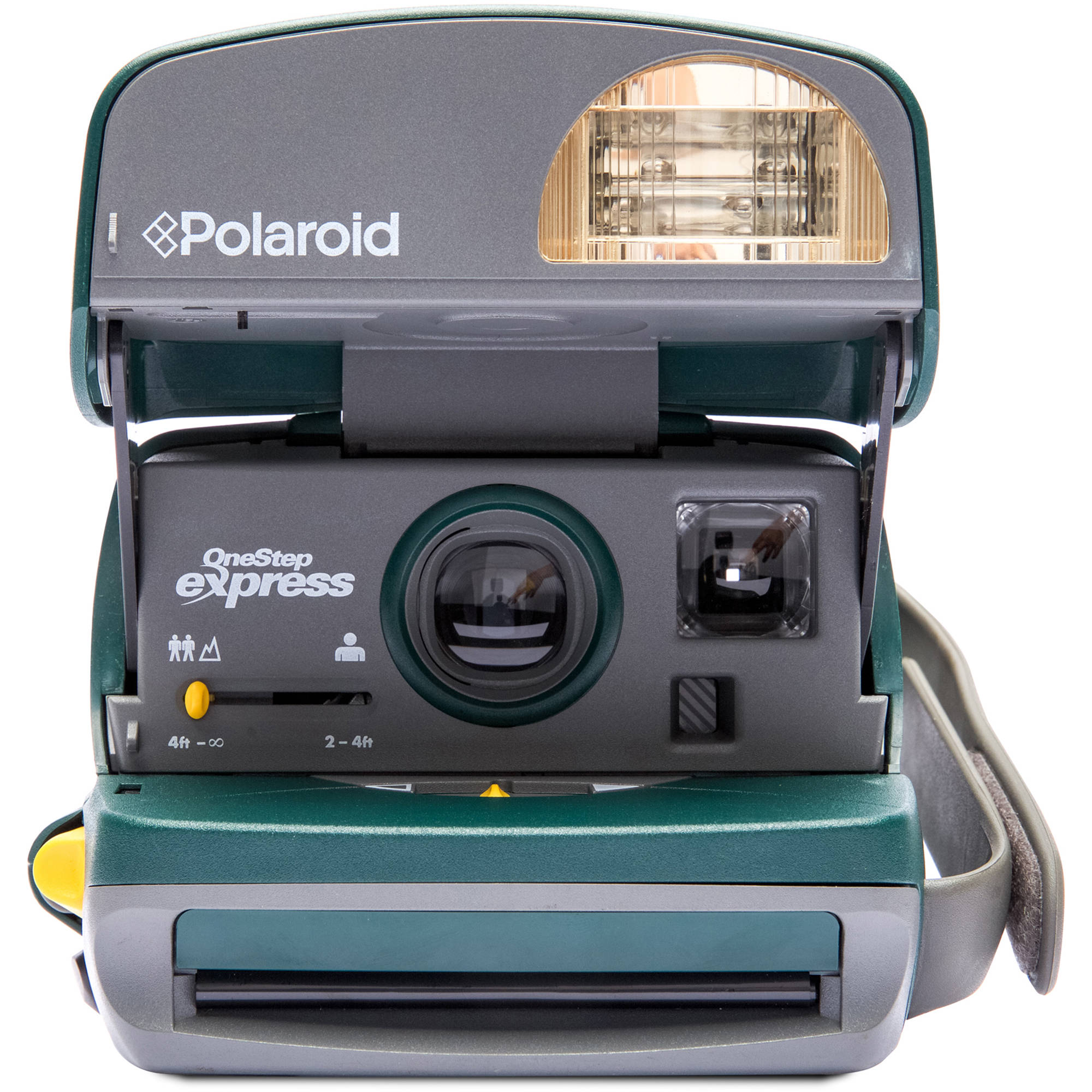 Polaroid Originals 600 Express Instant Camera Green